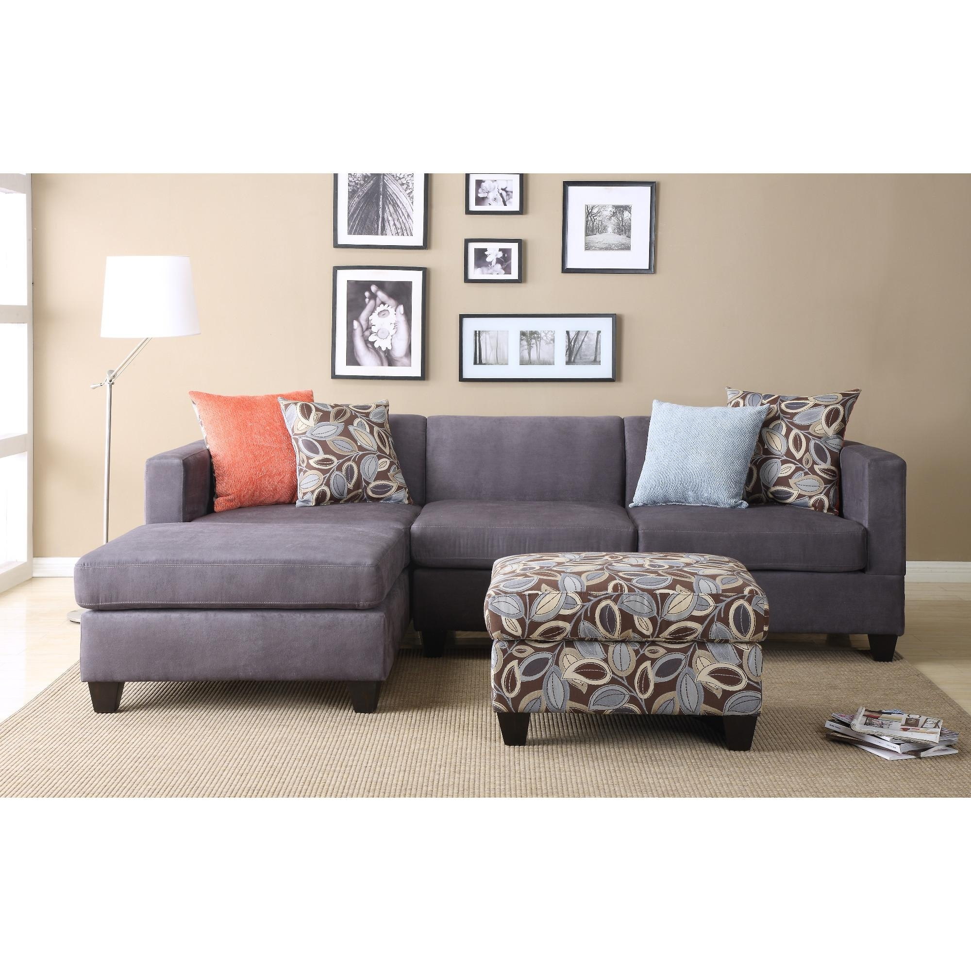 Furniture & Sofa: Best Sectional For Small Spaces | Small Space Throughout Mini Sectional Sofas (Image 10 of 20)