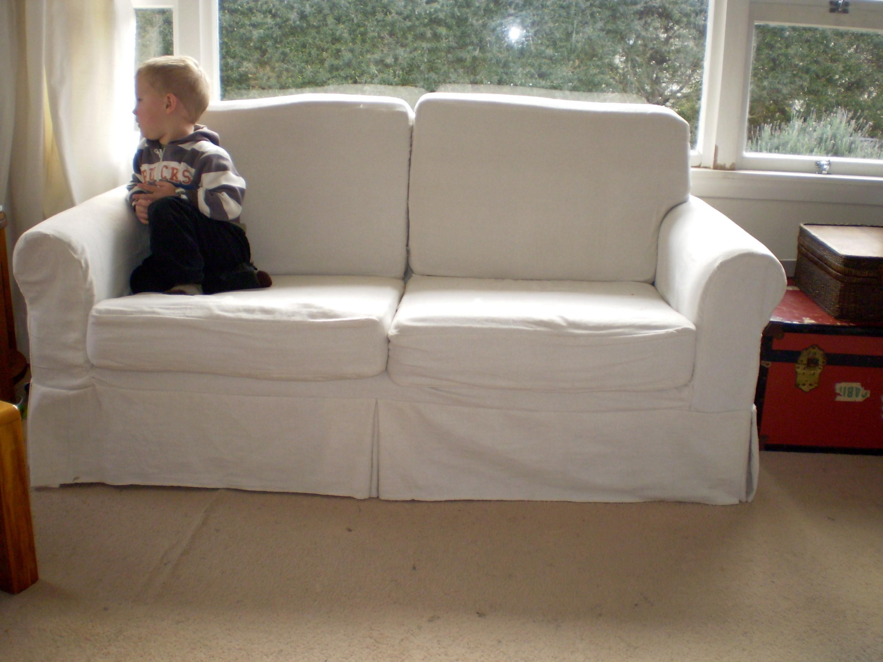 Furniture: Sofa Covers Walmart | Walmart Couch Covers | Slip Regarding Slipcovers For Chairs And Sofas (Image 16 of 20)