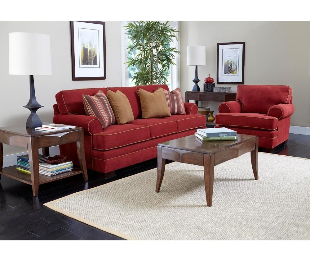Furniture: Stunning Broyhill Sofas For Enchanting Living Room Intended For Broyhill Harrison Sofas (Image 18 of 20)