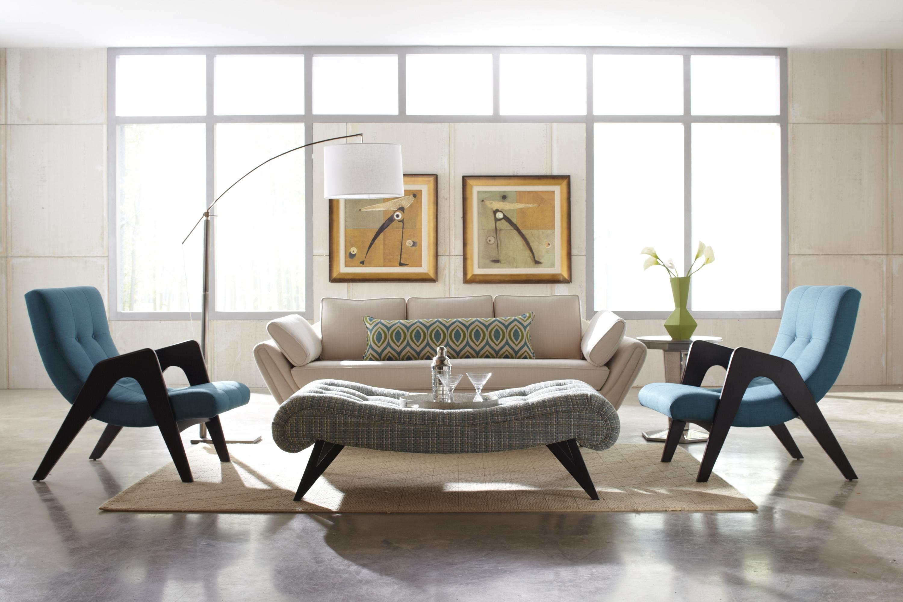 Furniture: Stunning Pier One Loveseat For Perfect Living Room In Living Room Sofa And Chair Sets (Image 9 of 20)