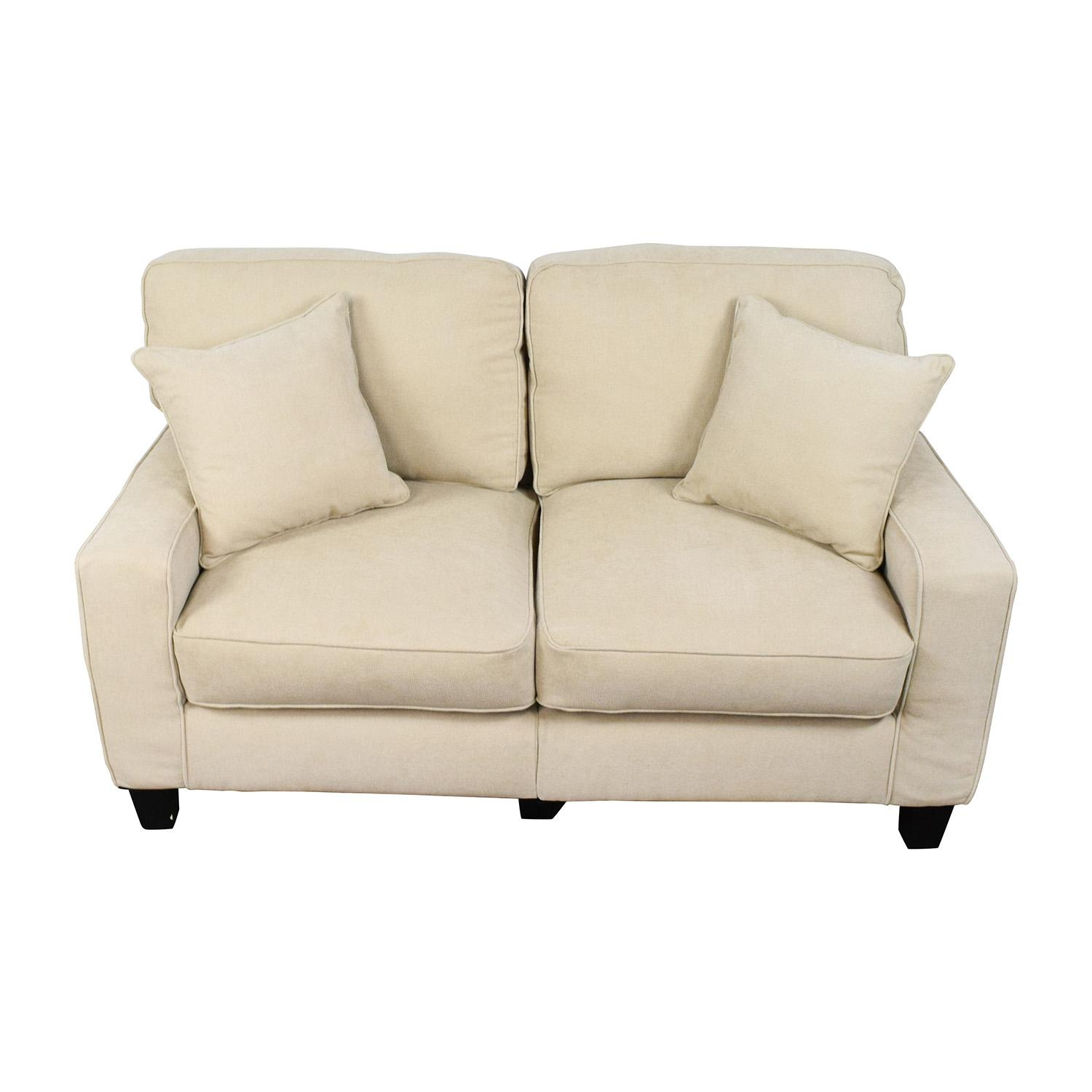 Furniture: Stunning Pier One Loveseat For Perfect Living Room Within Pier 1 Sofa Beds (Image 17 of 20)