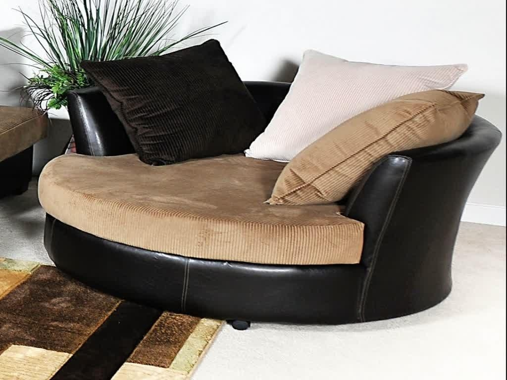 Furniture Swivel Chairs Living Room Furniture Chairs Big Chairs With Regard To Big Sofa Chairs (Image 13 of 20)