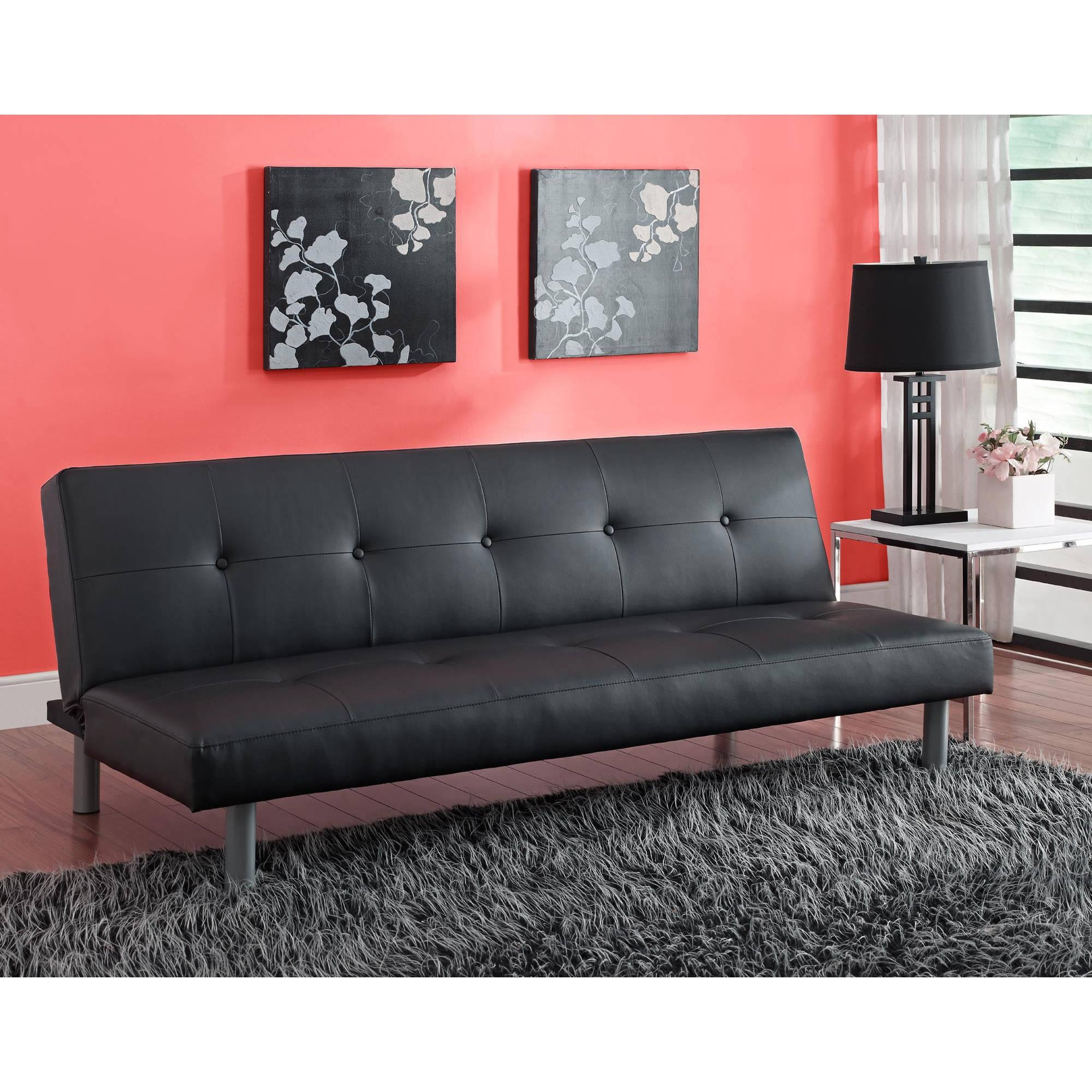 Furniture: Target Futons | Futon Beds Walmart | Couch Bed Walmart Pertaining To Target Couch Beds (Image 8 of 20)