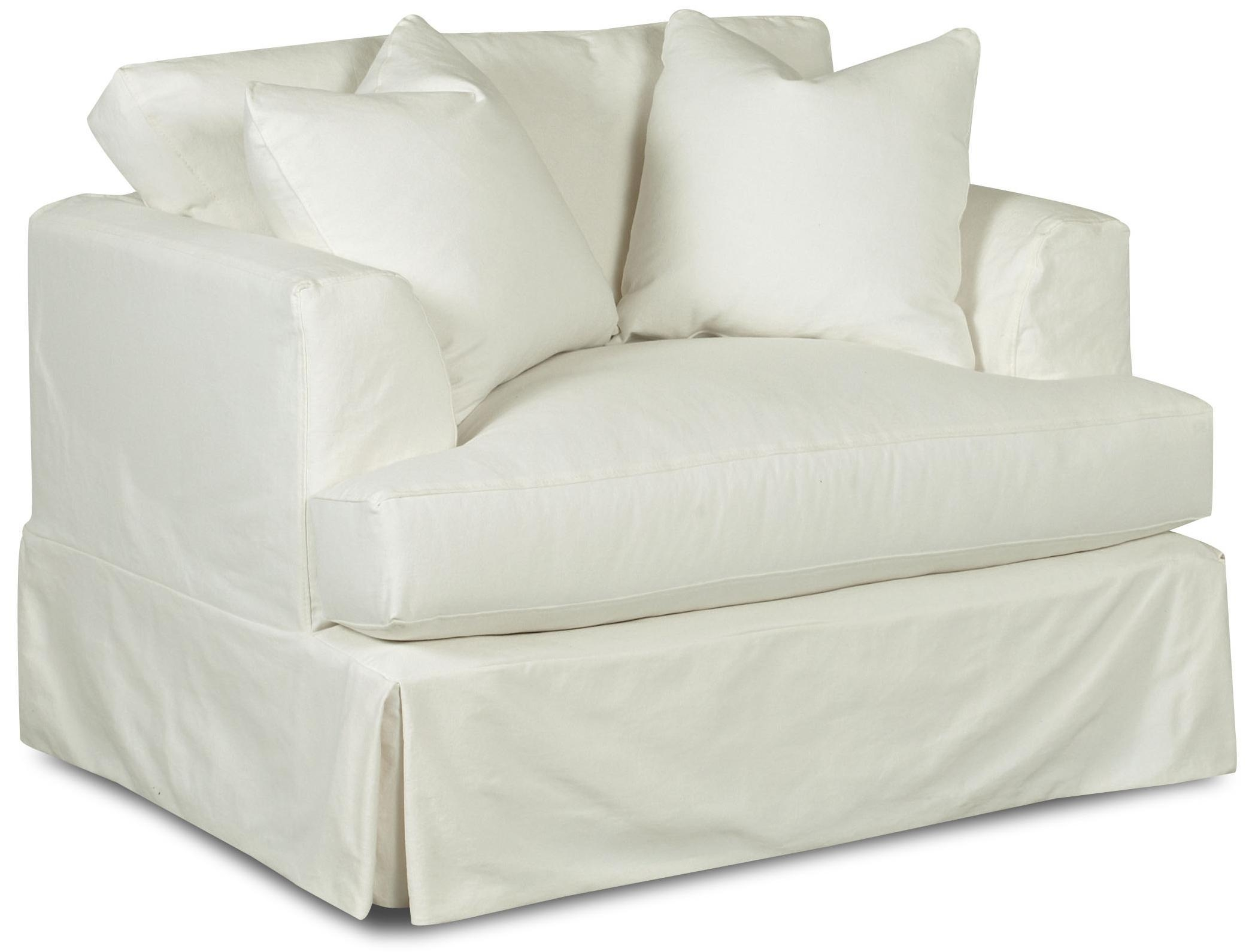 Furniture: Target Slipcovers | Slipcovers For Sofa | Oversized Within Overstuffed Sofas And Chairs (Image 8 of 20)