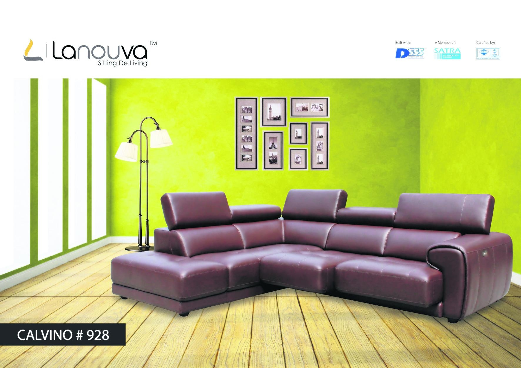 Furniture Top Brands: Euro Sofa – Big Box Singapore In Euro Sofas (Image 11 of 20)