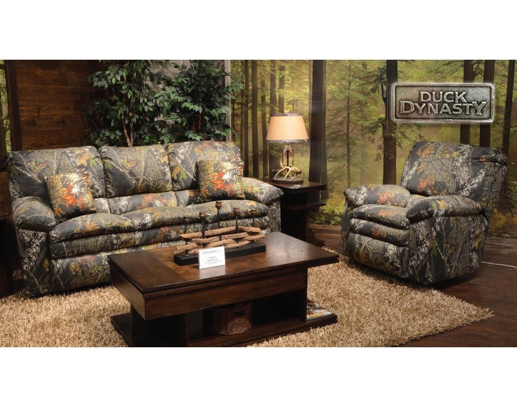 Furniture: Unique Pattern Sofa Decor Ideas With Camouflage With Regard To Camouflage Sofas (View 6 of 20)
