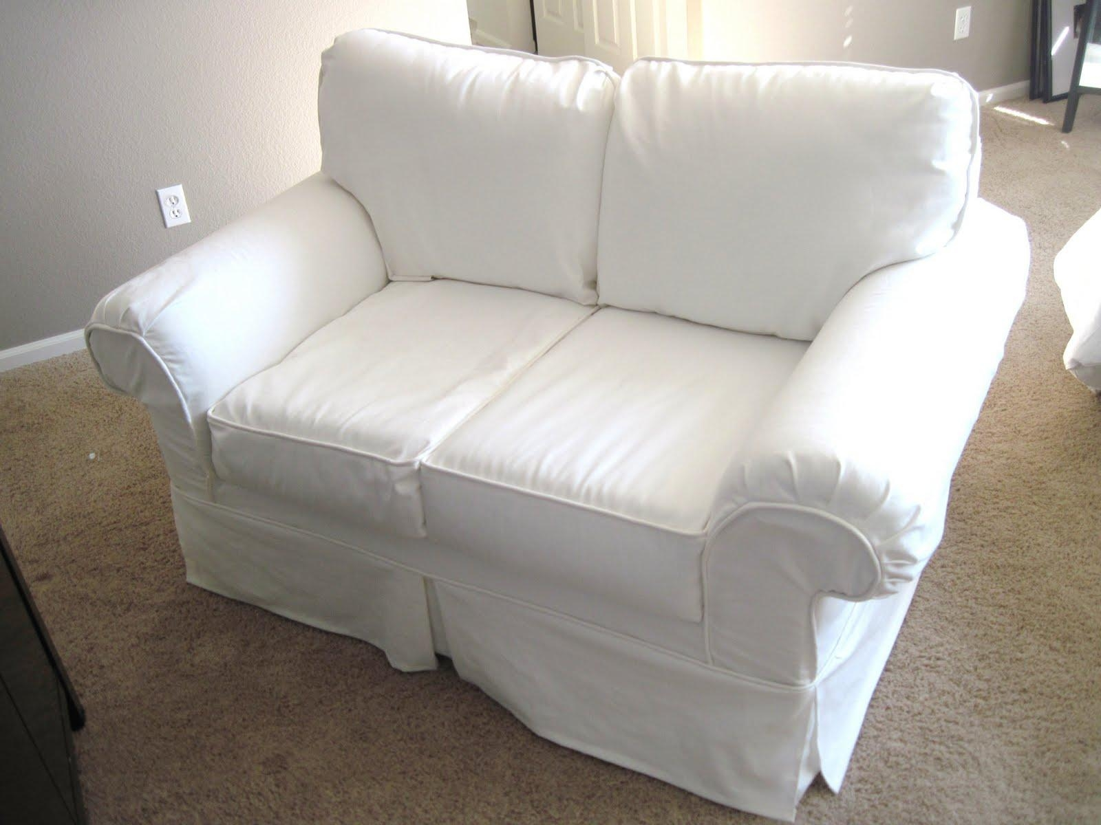 Furniture: Update Your Cozy Living Room With Cheap Sofa Covers With Regard To Overstuffed Sofas And Chairs (View 8 of 20)