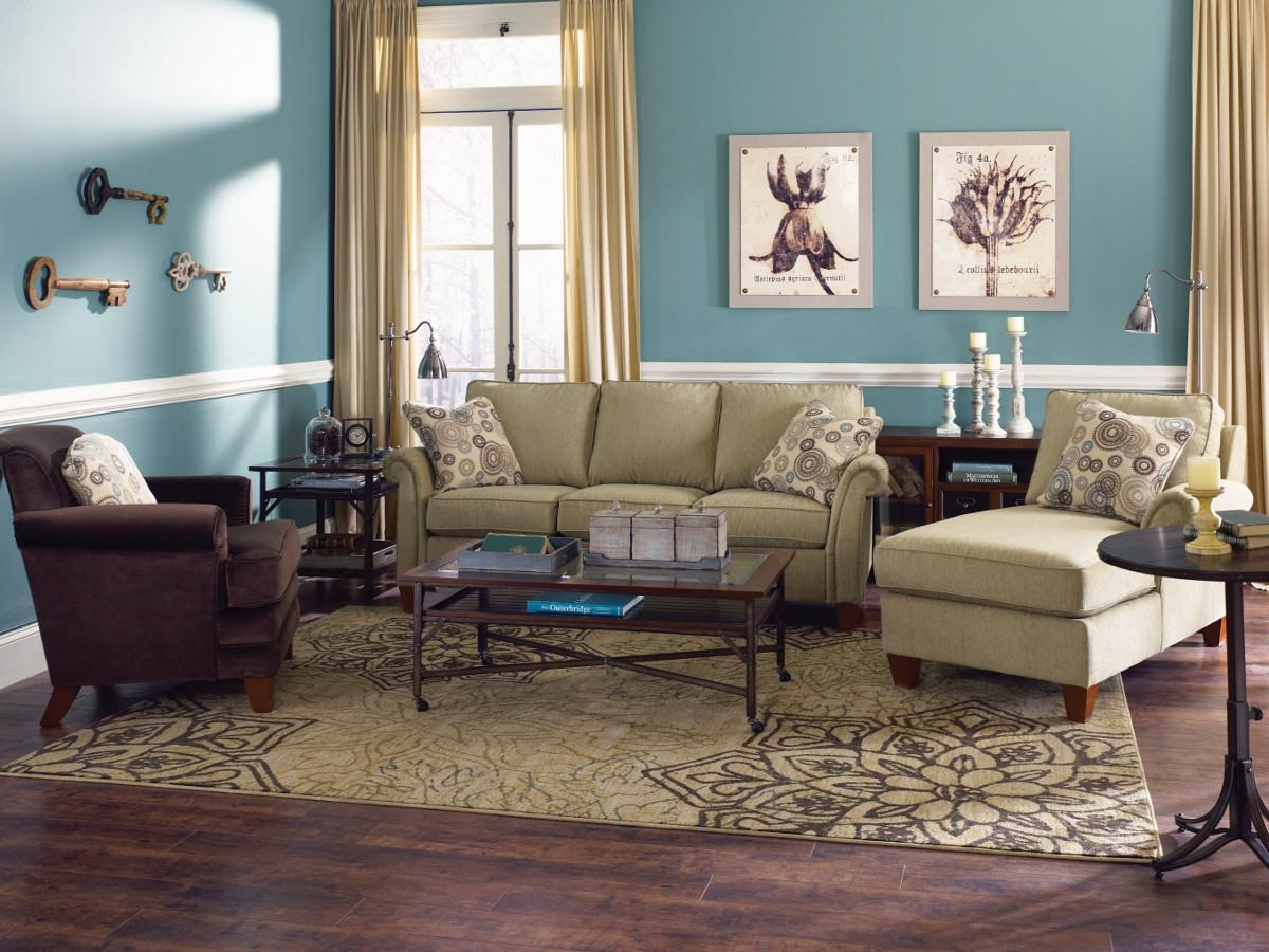 Furniture: Using Comfy Lazy Boy Sectional Sofas For Modern Living With Regard To Collins Sofas (Image 11 of 20)