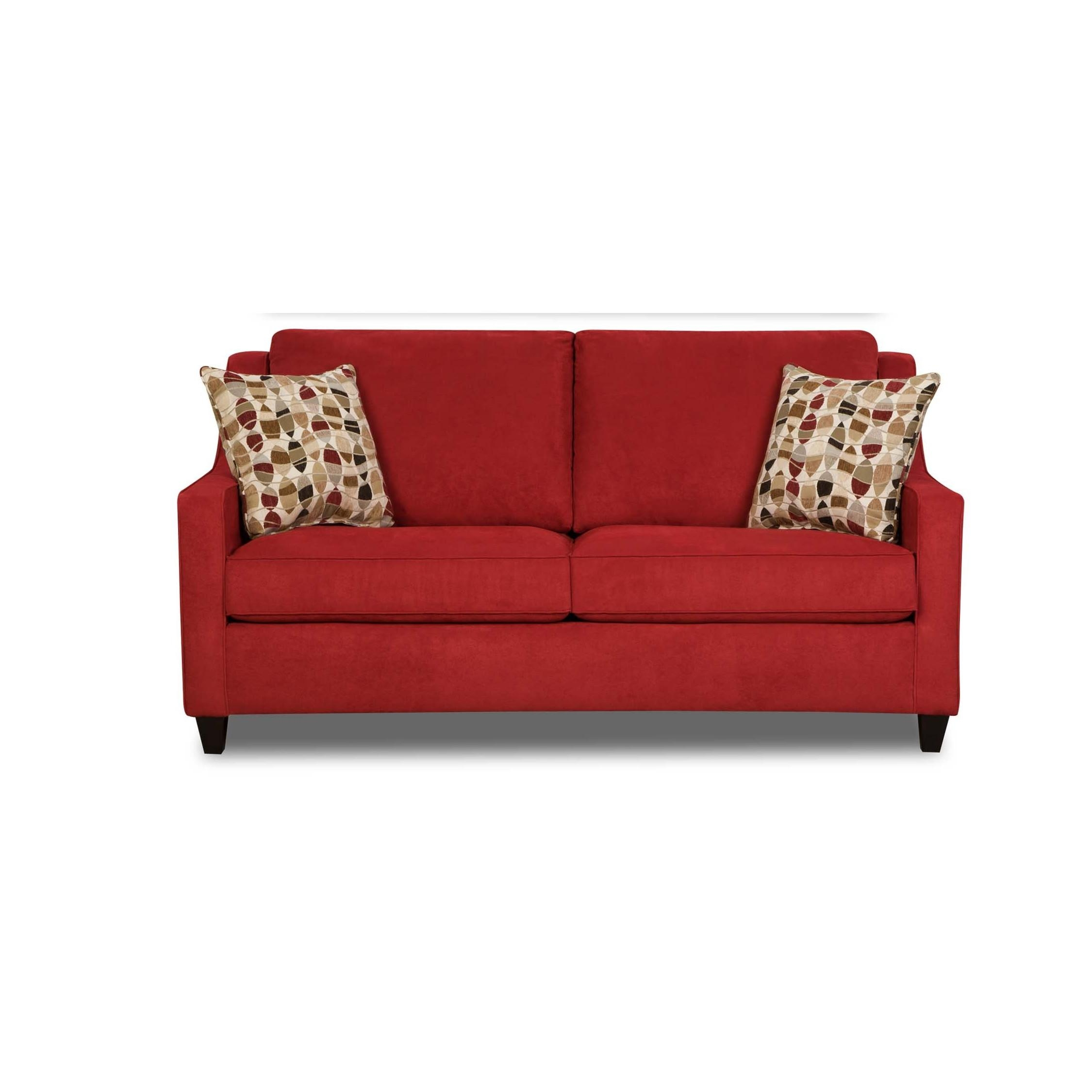 Furniture: Using Comfy Simmons Sleeper Sofa For Home Furniture For Simmons Sleeper Sofas (Image 4 of 20)