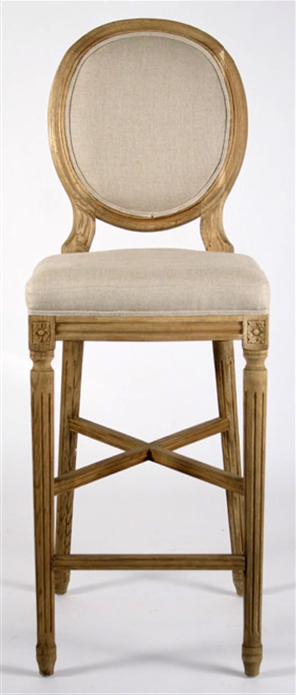 Furniture: Velvet Stool | French Country Counter Stools | French Inside French Country Counter Stools Decor For Your Kitchen (View 9 of 20)