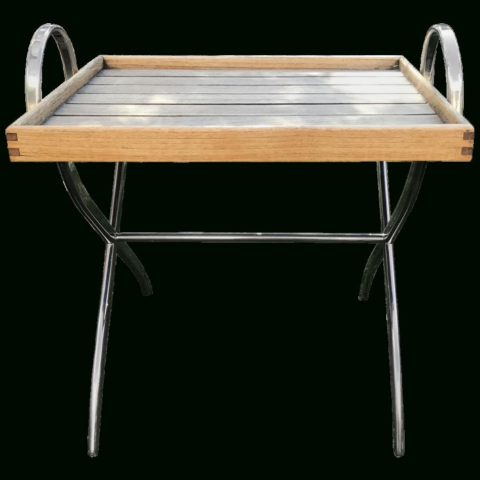 Furniture: Viyet Designer Furniture Tables Summitt Furniture Inside Patio Sofa Tables (View 12 of 20)