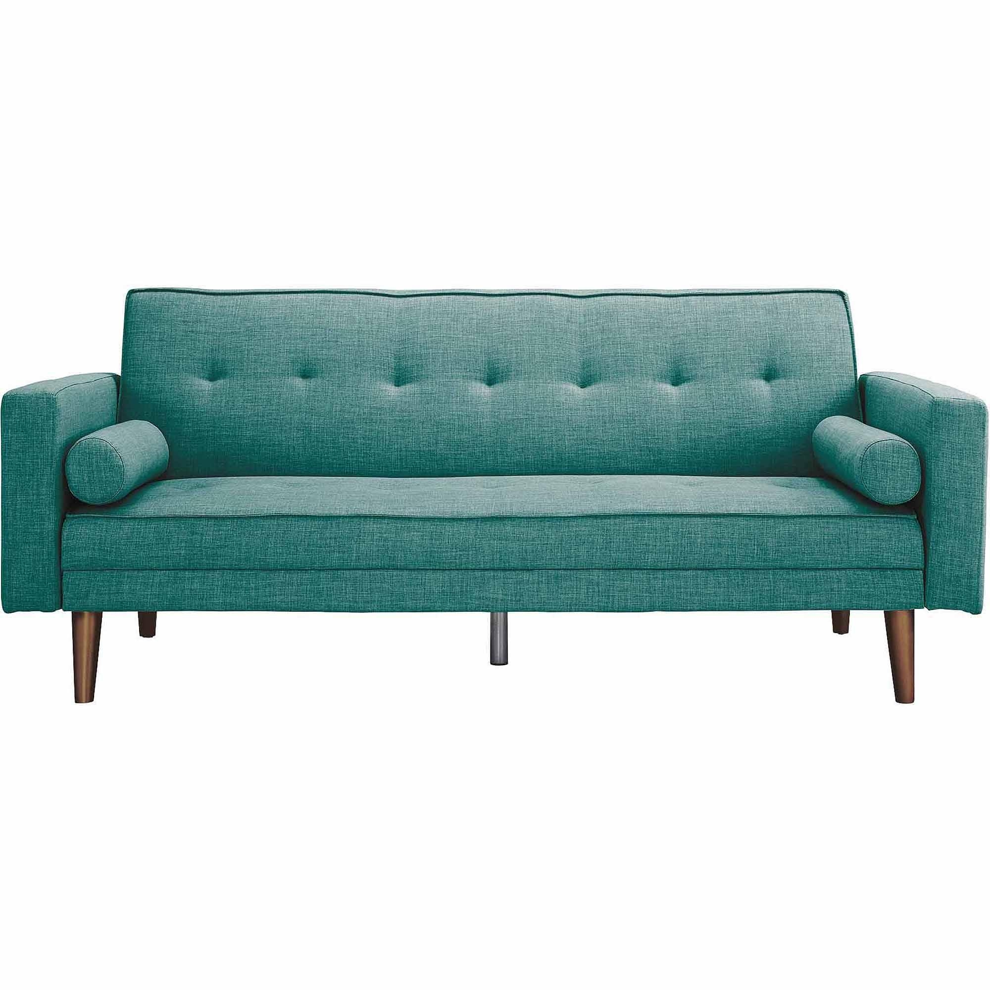 Furniture: Walmart Sofa Bed Futon | Walmart Futon Bed | Walmart Pertaining To Aqua Sofa Beds (Image 13 of 20)