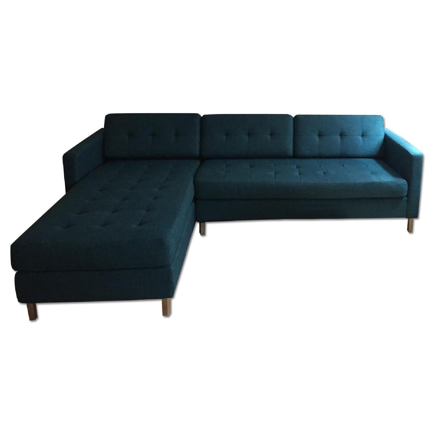 Furniture: West Elm Paige Sofa | West Elm Henry Sectional Reviews Pertaining To West Elm Sectional Sofa (Image 11 of 20)