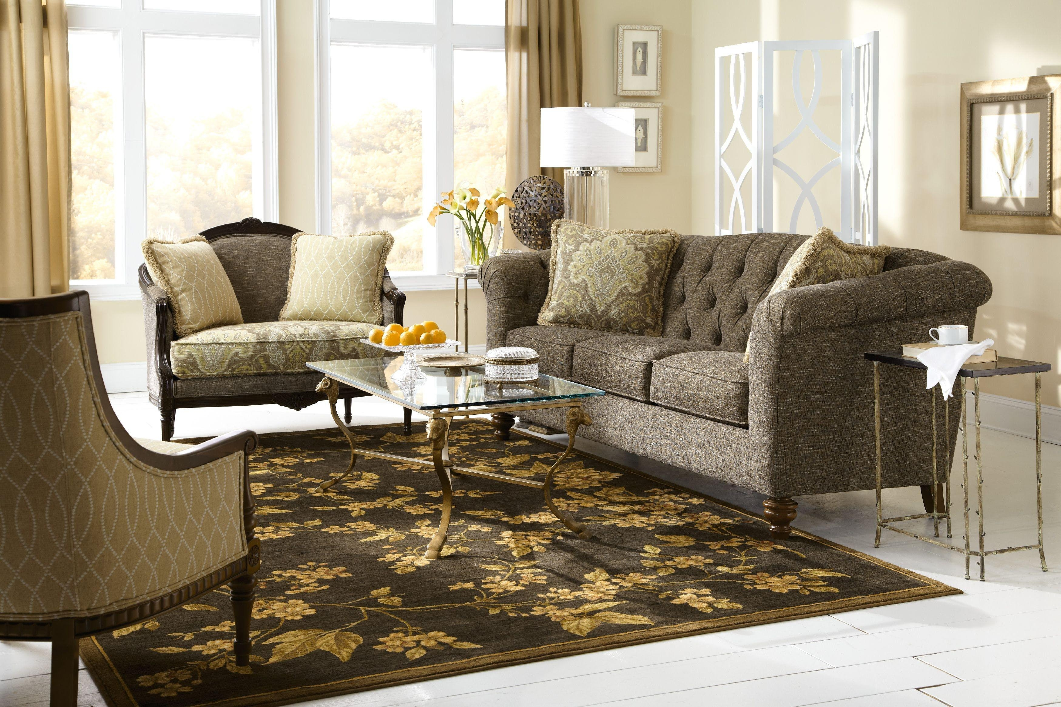 Furnitures: Craftmasters Furniture | Craftmaster Furniture Pertaining To Craftsman Sectional Sofa (Image 11 of 15)