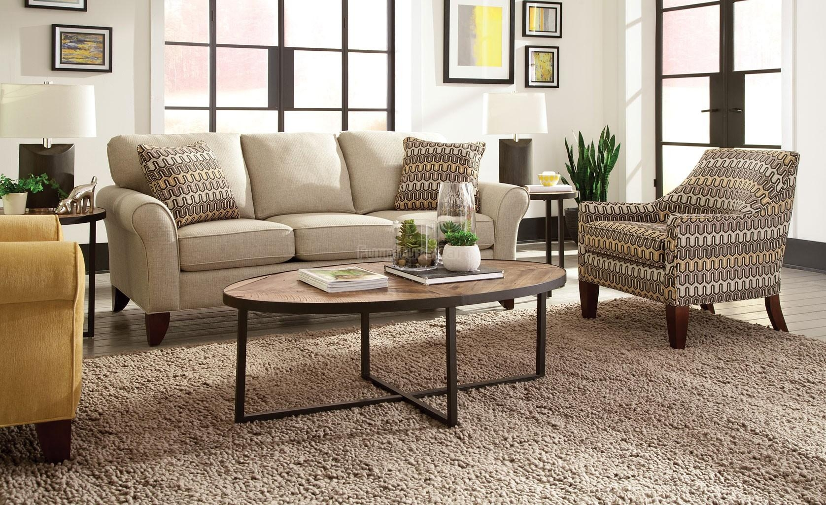 Furnitures: Fill Your Home With Luxury Craftmaster Furniture For Regarding Craftsman Sectional Sofa (View 5 of 15)
