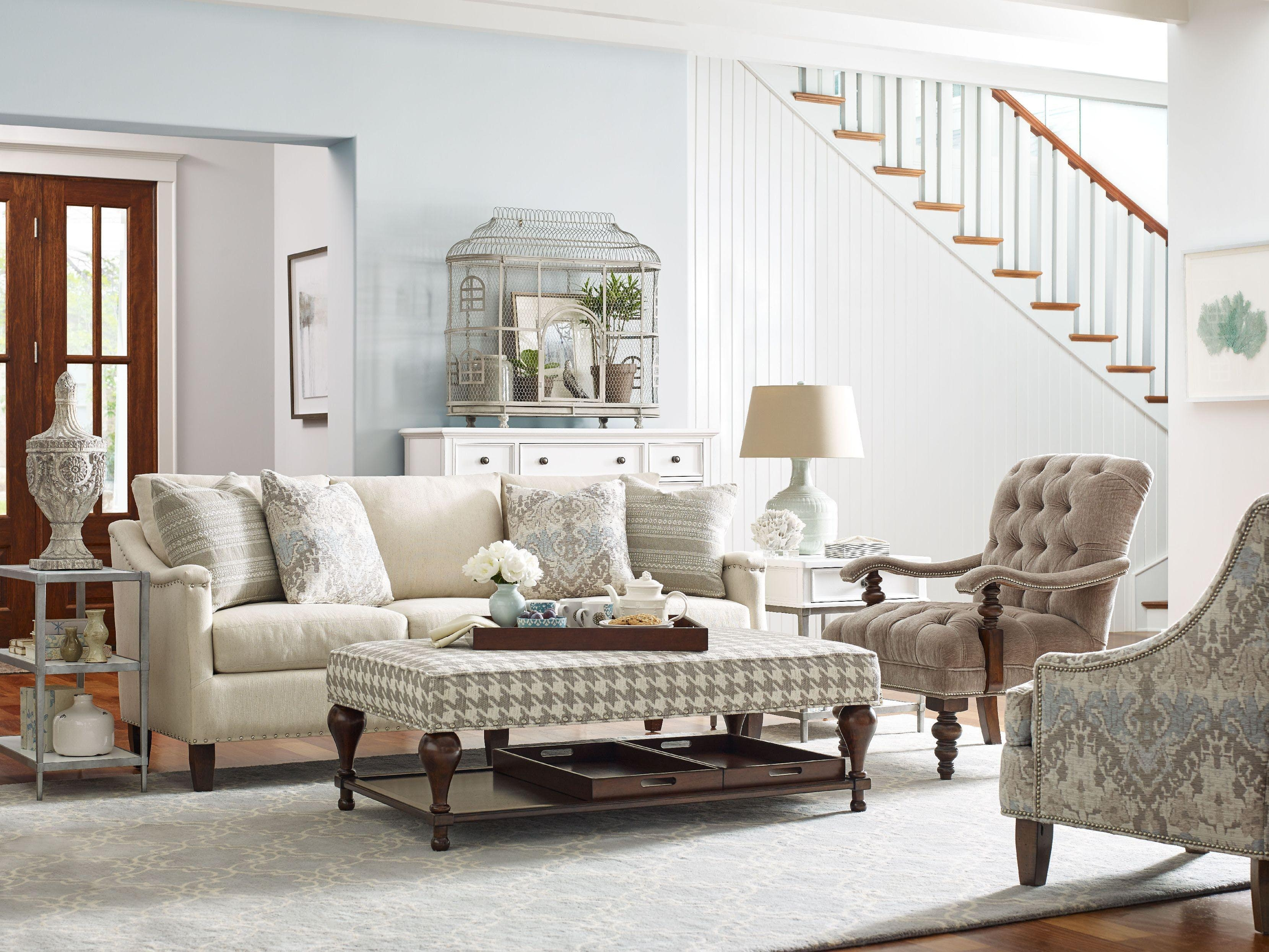 Furnitures: Fill Your Home With Luxury Craftmaster Furniture For With Craftsman Sectional Sofa (View 13 of 15)