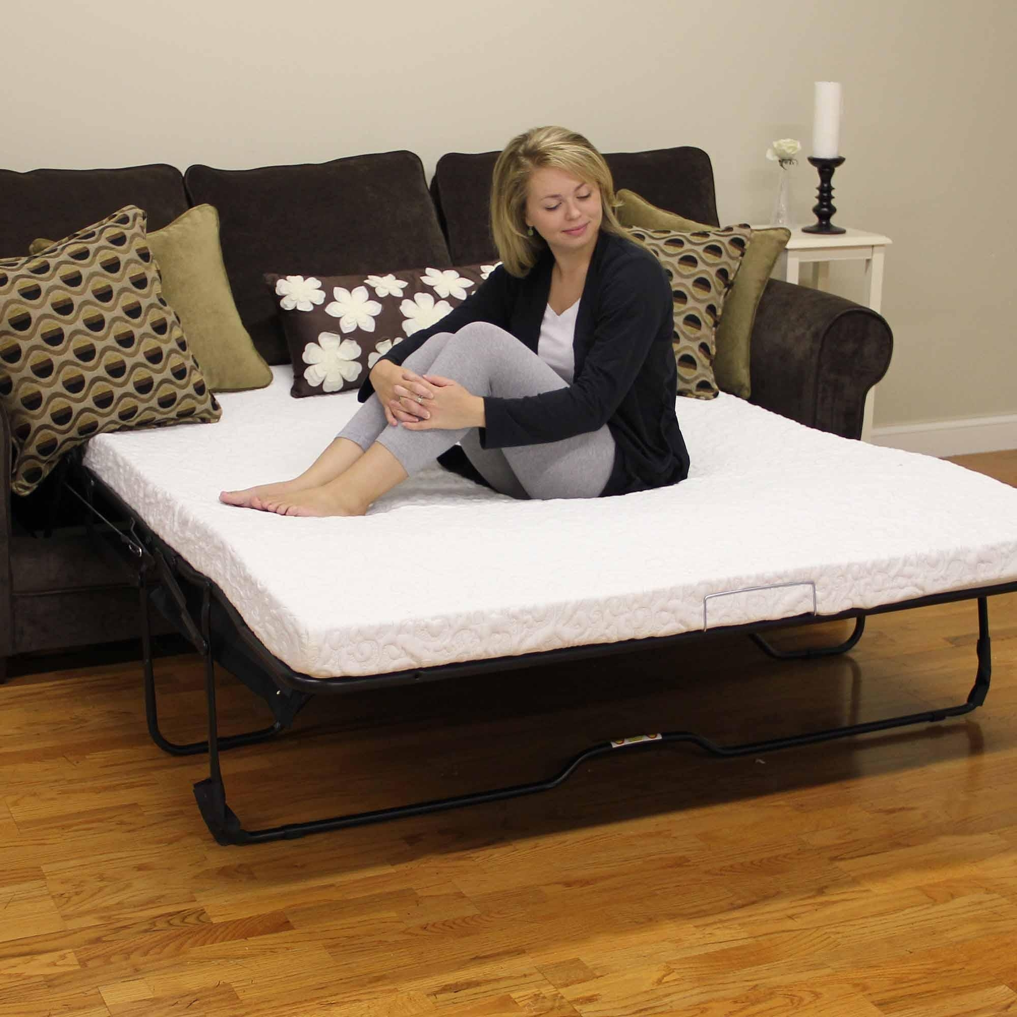 Futon Beds Queen Size | Tehranmix Decoration In Sleeper Sofas Mattress Covers (Image 1 of 20)