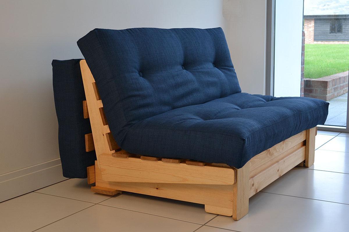 Futon Sofa Beds | Home Improvement, Design And Decoration With Single Futon Sofa Beds (Image 12 of 20)