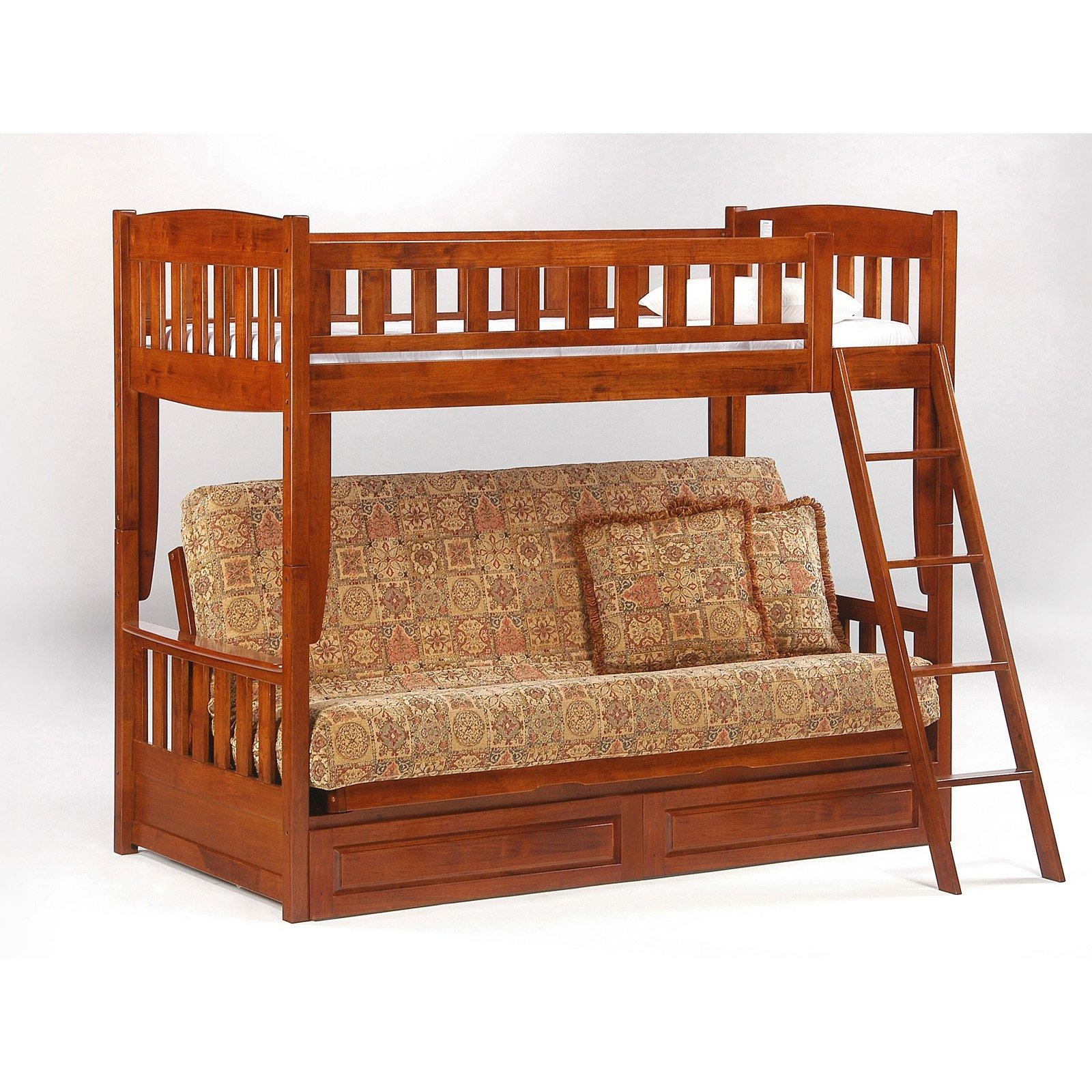 Futon That Turns Into A Bunk Bed | Roselawnlutheran With Sofas Converts To Bunk Bed (Image 15 of 20)