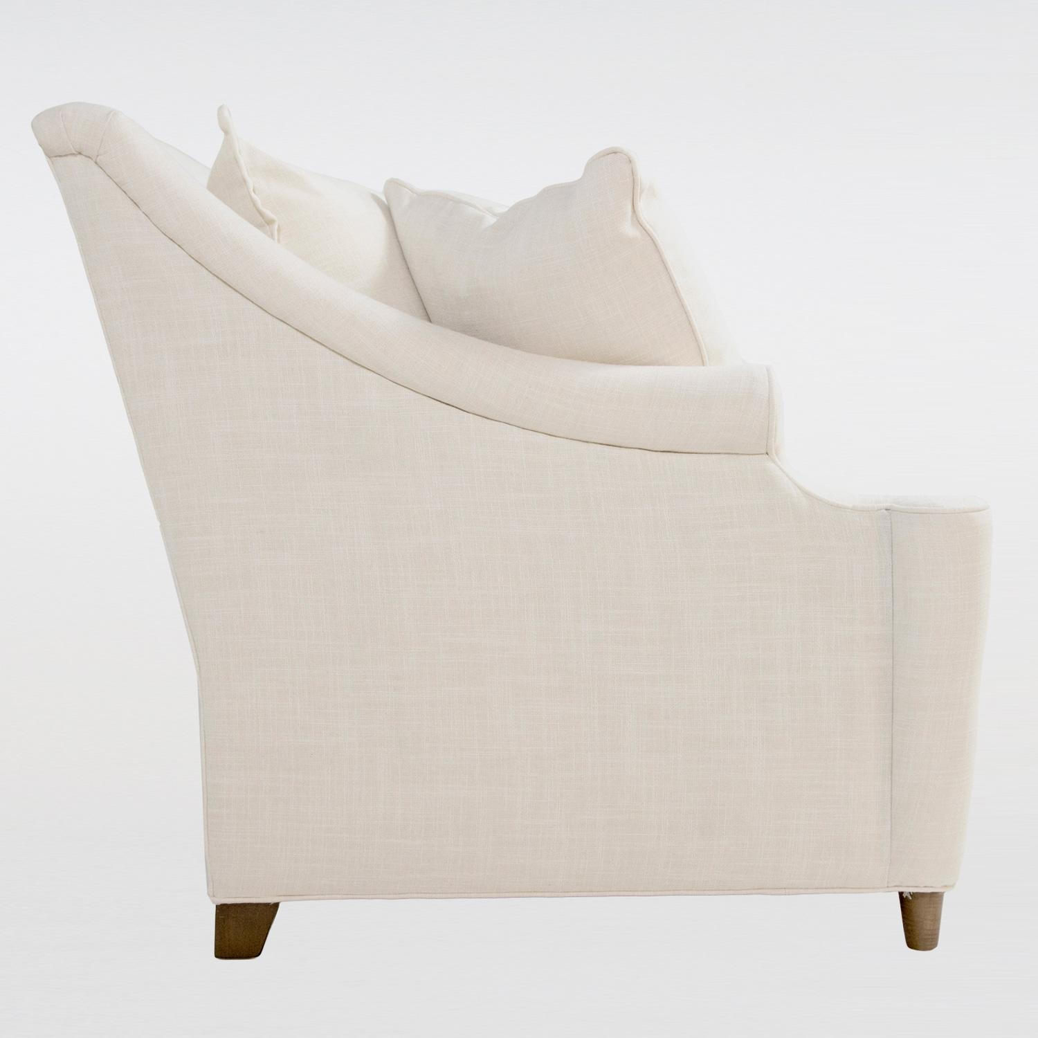 Gabby Furniture Theo Bench Cushion Sofa Intended For Bench Cushion Sofas (Image 10 of 20)