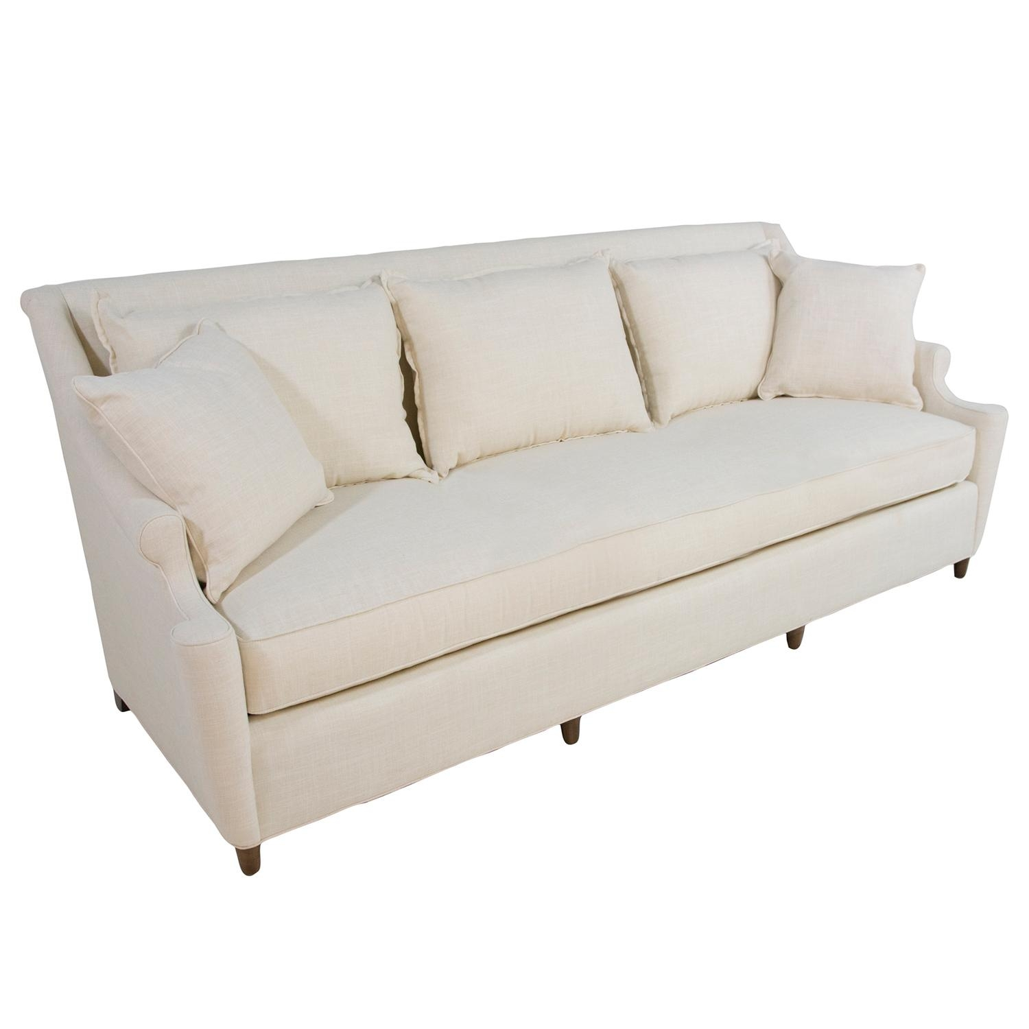 Gabby Furniture Theo Bench Cushion Sofa Within Bench Cushion Sofas (Image 11 of 20)