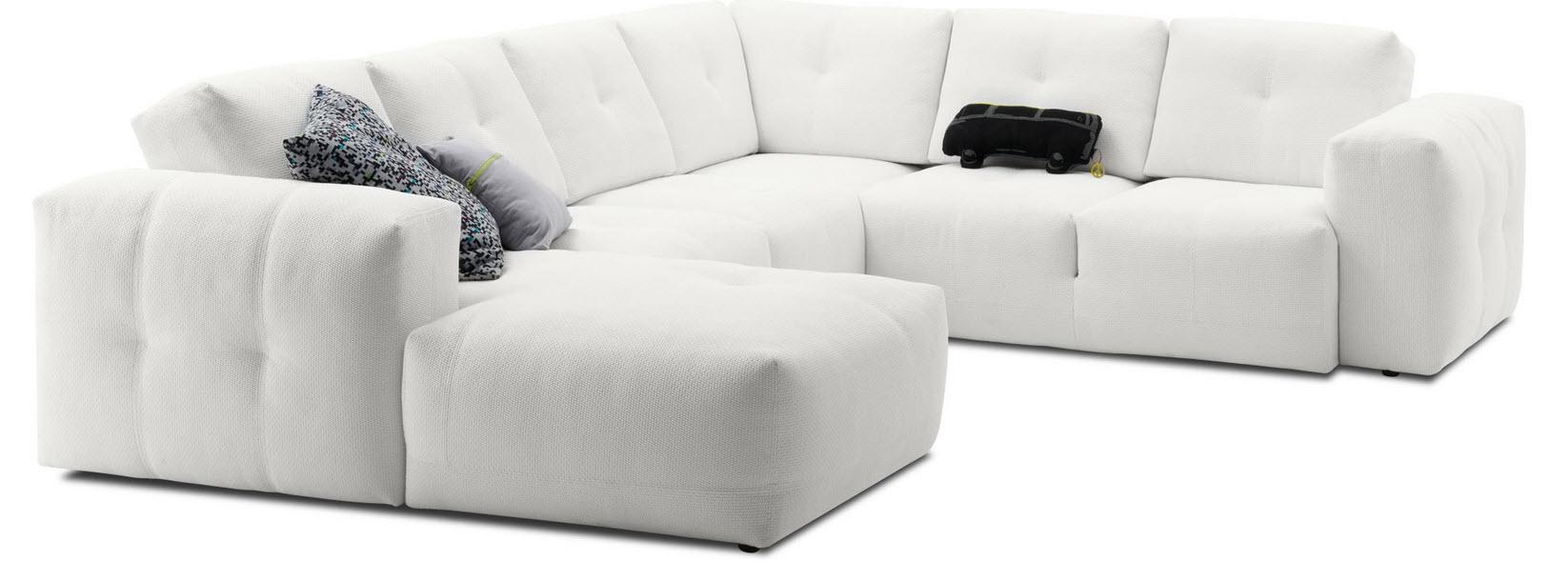 Game On With Our Majorly Modular Sofas | Boconcept Northwest Pertaining To Cloud Sectional Sofas (Image 10 of 20)