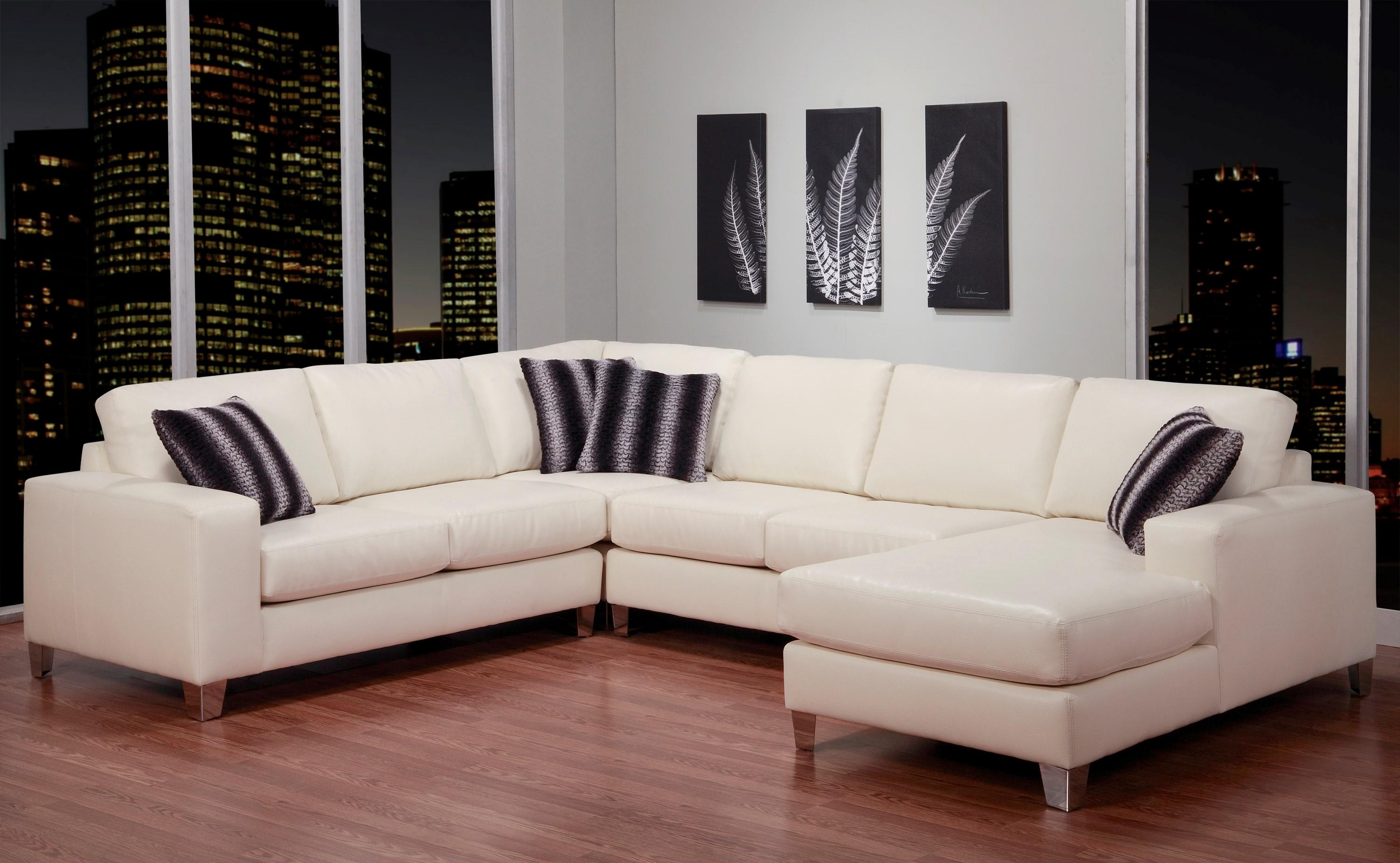 Genuine Leather Sectionals In Toronto & Mississauga | Living Pertaining To Leather Sectional Sofas Toronto (View 3 of 20)