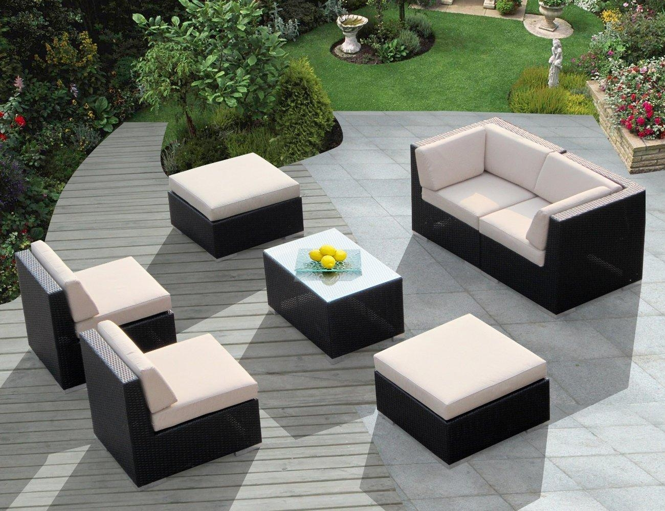Genuine Ohana Outdoor Wicker Furniture Within Outdoor Sofas And Chairs (View 10 of 20)