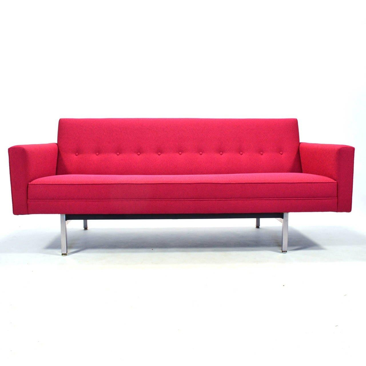 George Nelson Modular Group Sofa For Sale At 1Stdibs With George Nelson Sofas (View 11 of 20)