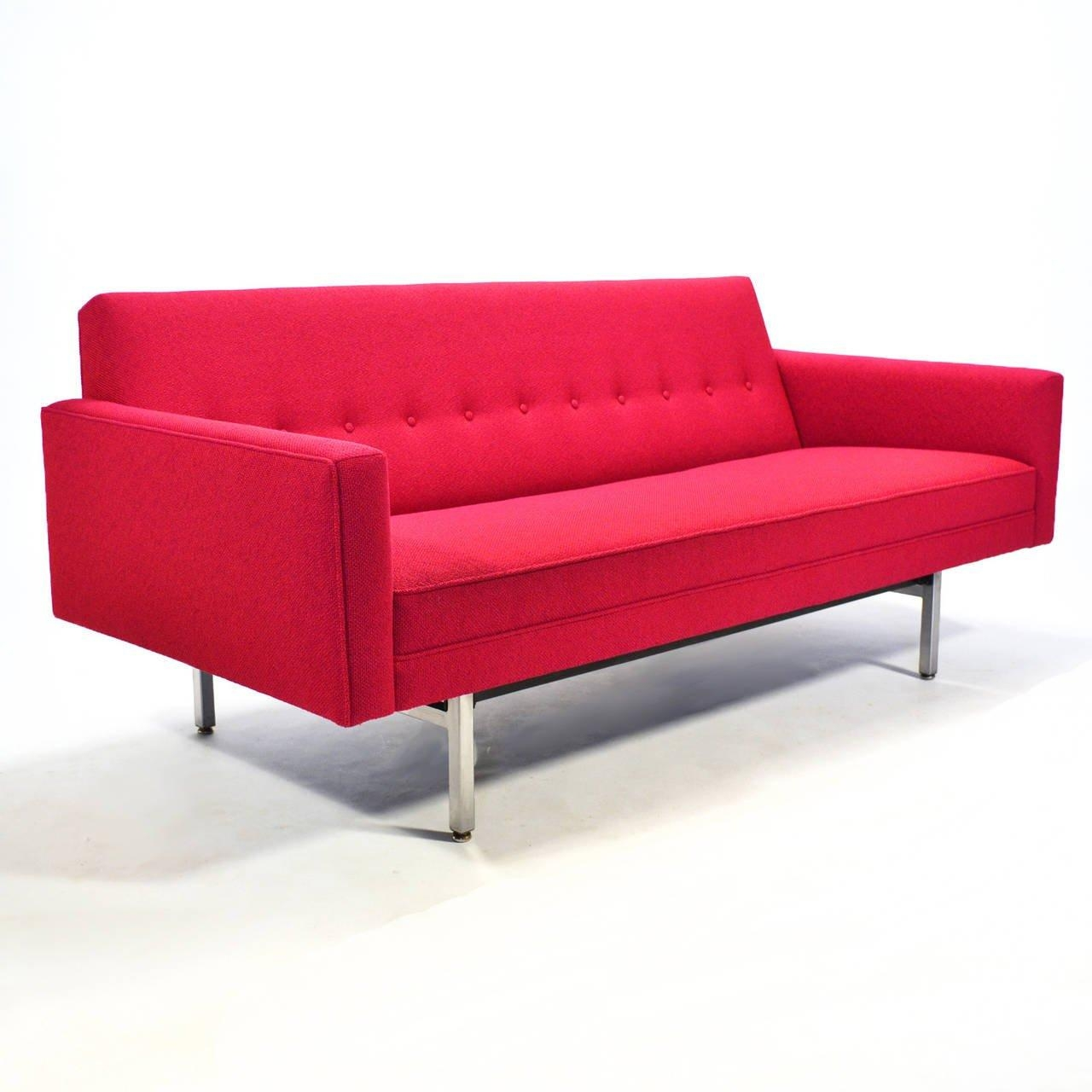 George Nelson Modular Group Sofa For Sale At 1Stdibs within George Nelson Sofas