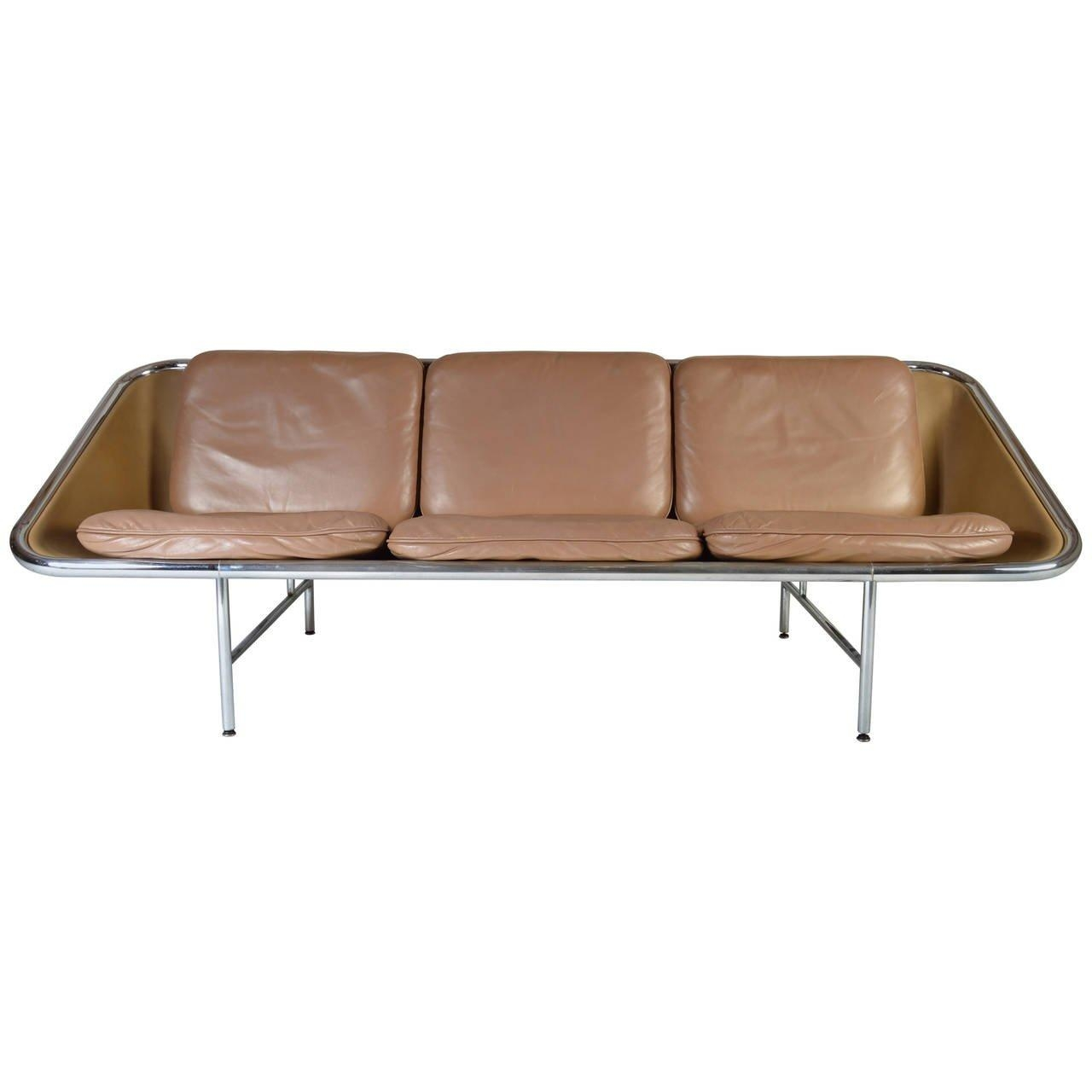 George Nelson Sling Sofa For Herman Miller At 1Stdibs throughout George Nelson Sofas