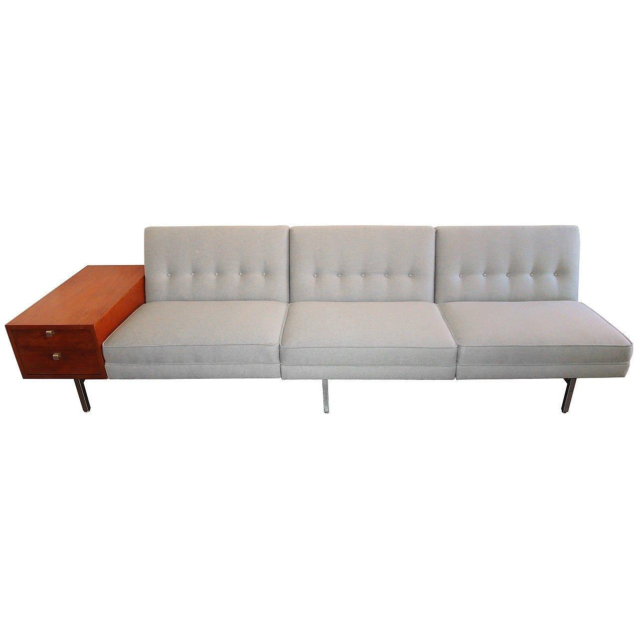 George Nelson Sofas - 32 For Sale At 1Stdibs intended for George Nelson Sofas