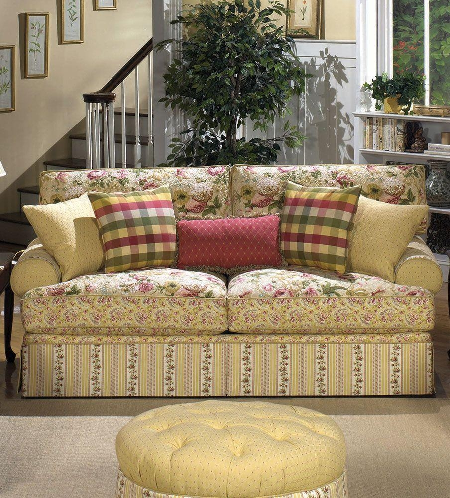 Gingham Sofa With Concept Photo 22417 | Kengire For Gingham Sofas (View 8 of 20)