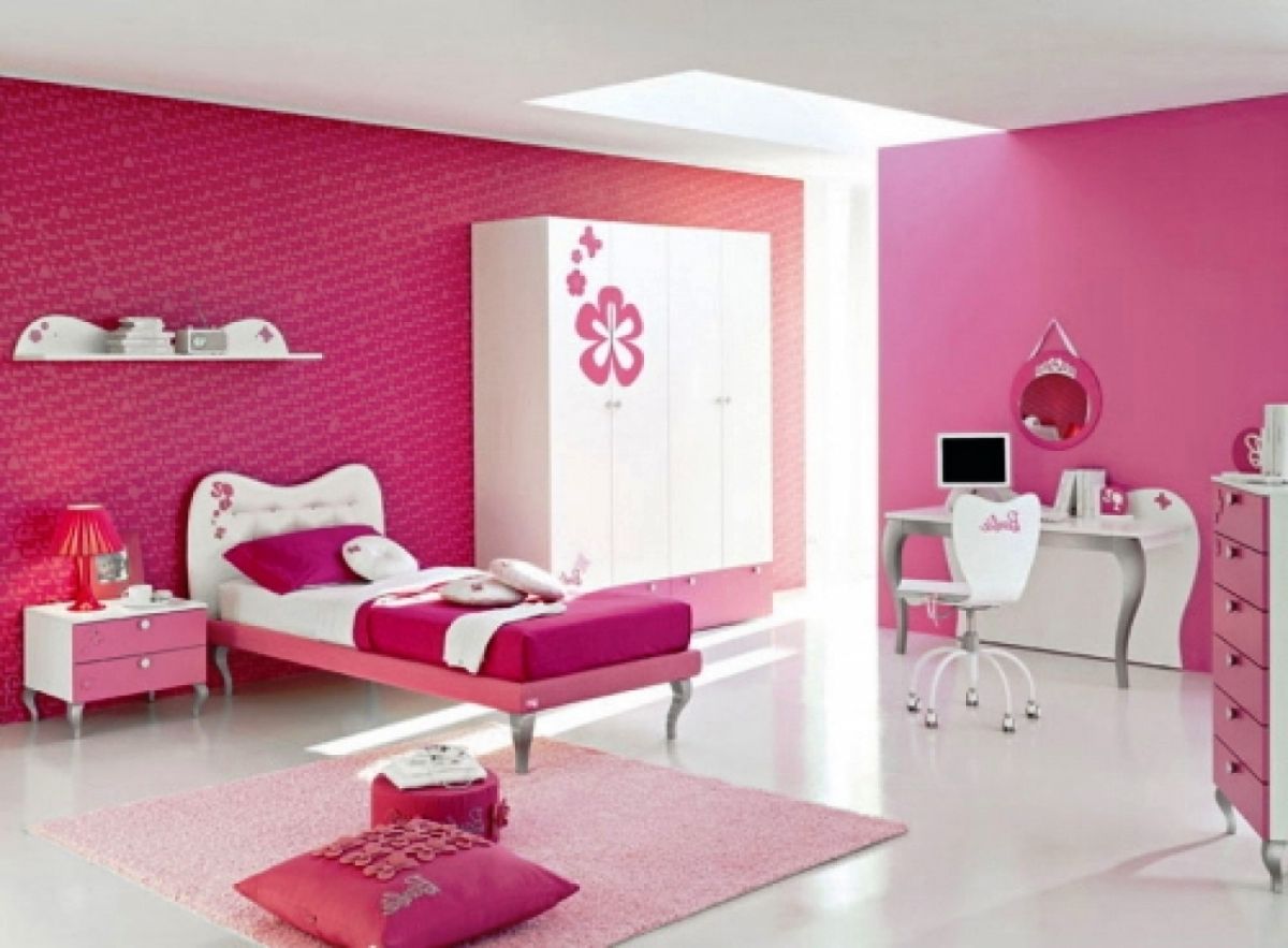 Girls Room Decor | Makedesign (View 10 of 24)