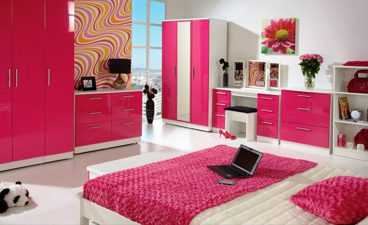 Girls Room Pic | Shoise Within Girls Room (View 11 of 24)