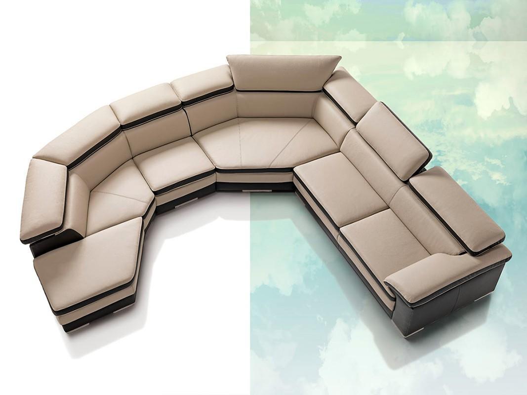 Good 22 Italian Leather Sofa On Samoa Contemporary Full Italian Inside Italian Leather Sectionals Contemporary (View 18 of 20)