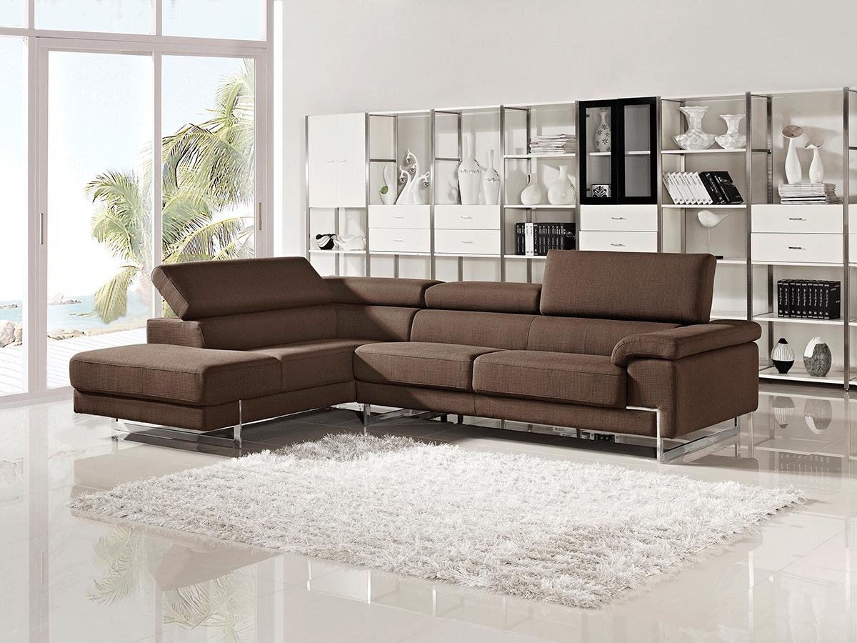 Good Cloth Sectional Sofa 72 On Wide Seat Sectional Sofas With With Regard To Wide Seat Sectional Sofas (View 16 of 20)