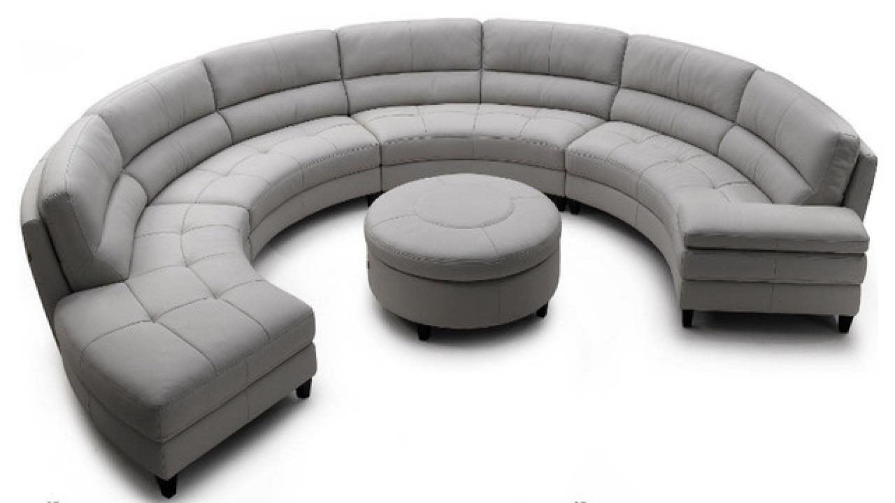 Good Half Circle Sofa 31 On Sofas And Couches Set With Half Circle Inside Circle Sofas (Image 12 of 20)
