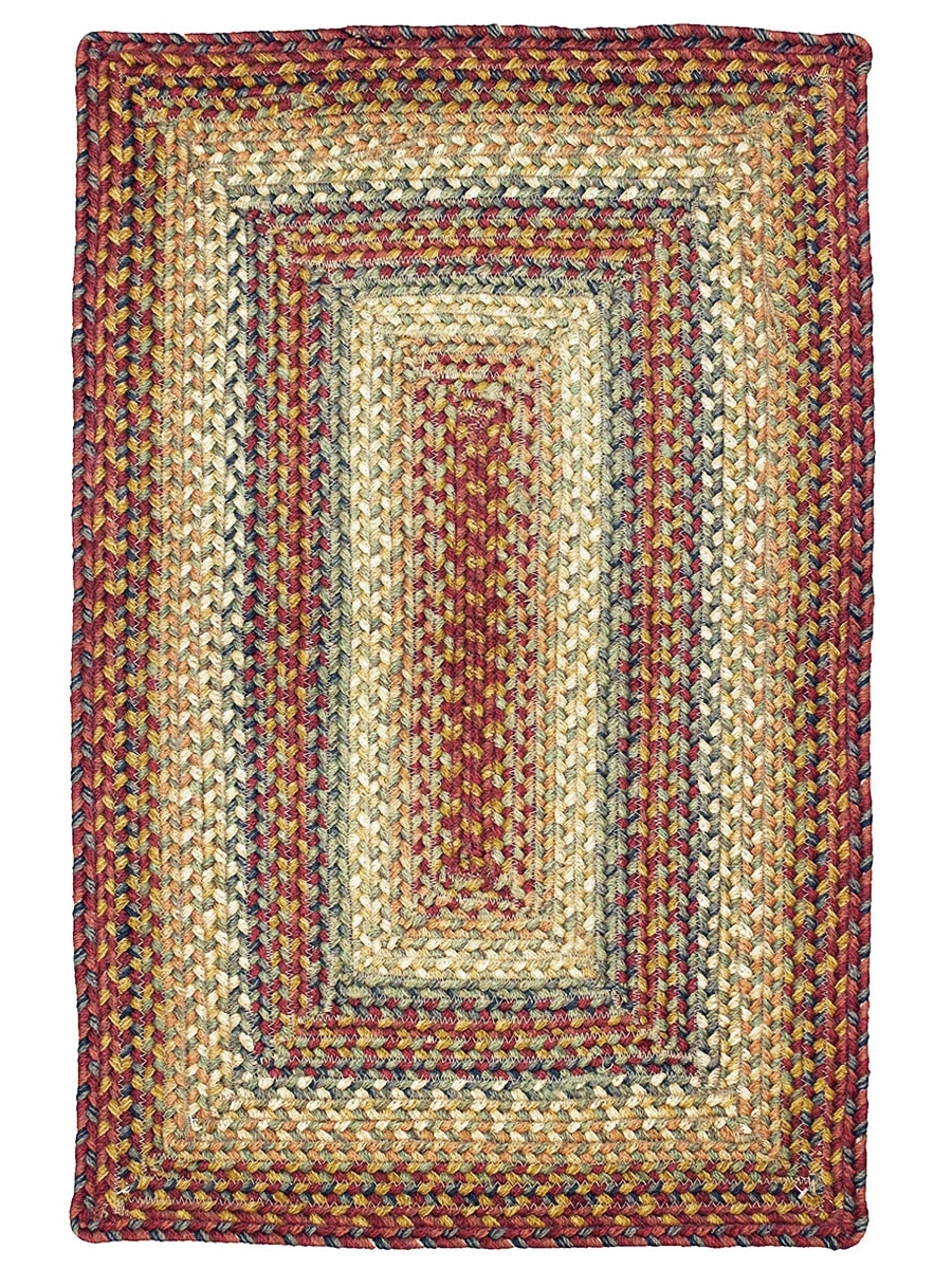 Graceland Jute Braided Rug | Cottage Home® With Regard To Braided Rugs (Image 4 of 10)