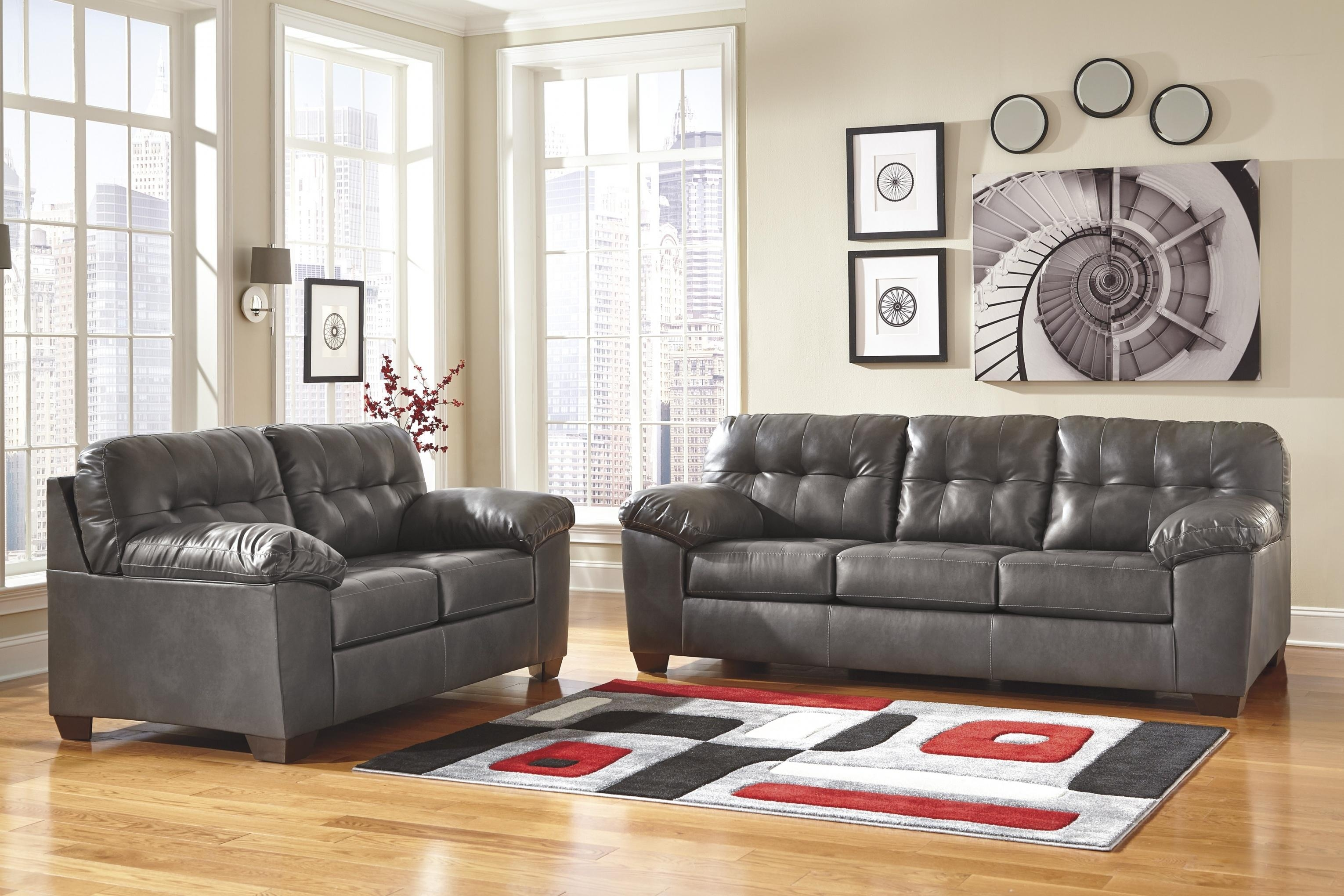 Gray Sectional Sofa Ashley Furniture – Elite Home Intended For Sectional Sofas Ashley Furniture (Image 9 of 20)