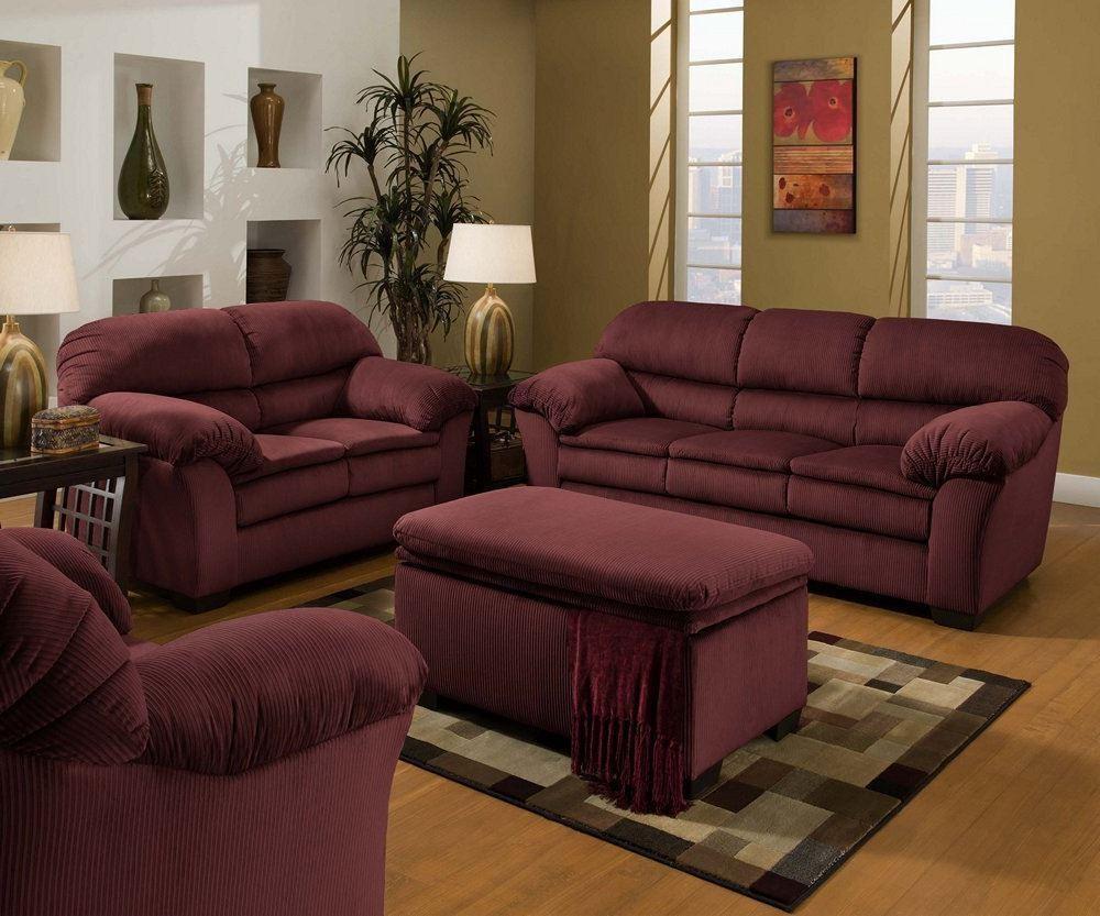 Gray Sofas Loveseats Sears Simmons Microfiber Sofa ~ Hmmi pertaining to Simmons Microfiber Sofas