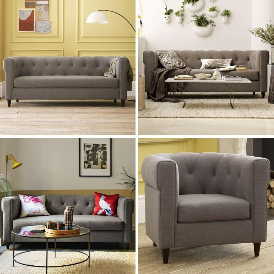Featured Image of Gray Sofas