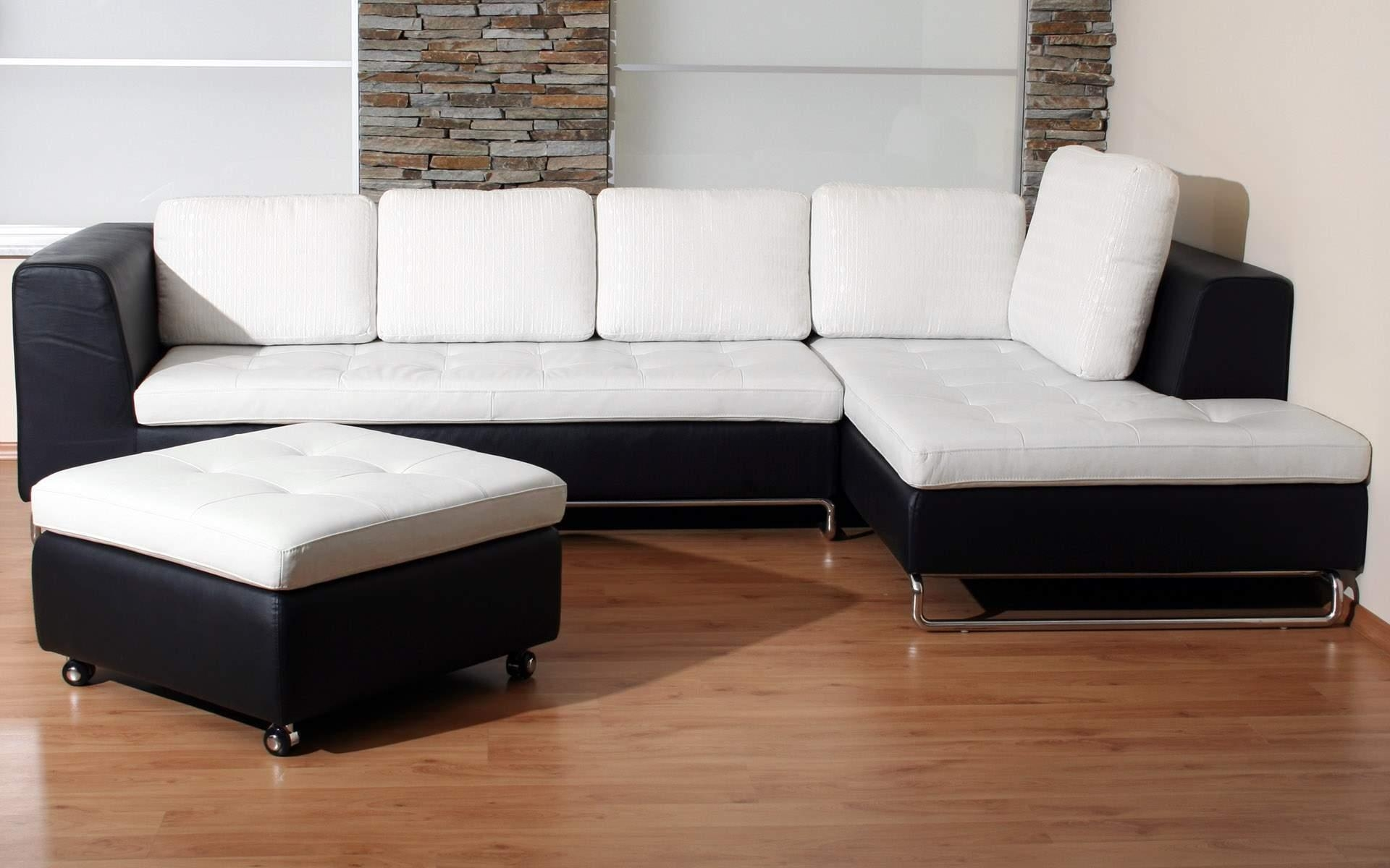 Great Black And White Sectional Sofas 21 For Restoration Hardware Inside Black And White Sectional (Image 7 of 15)