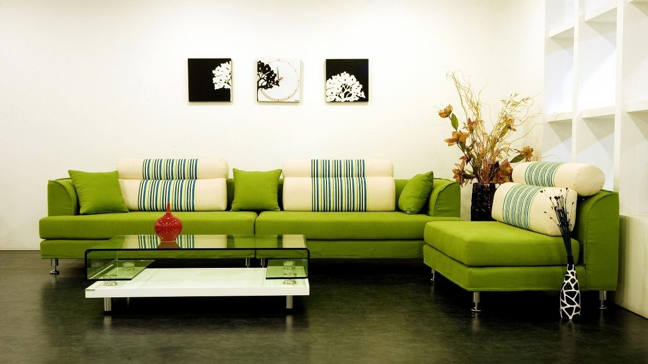 Featured Photo of Green Sofas