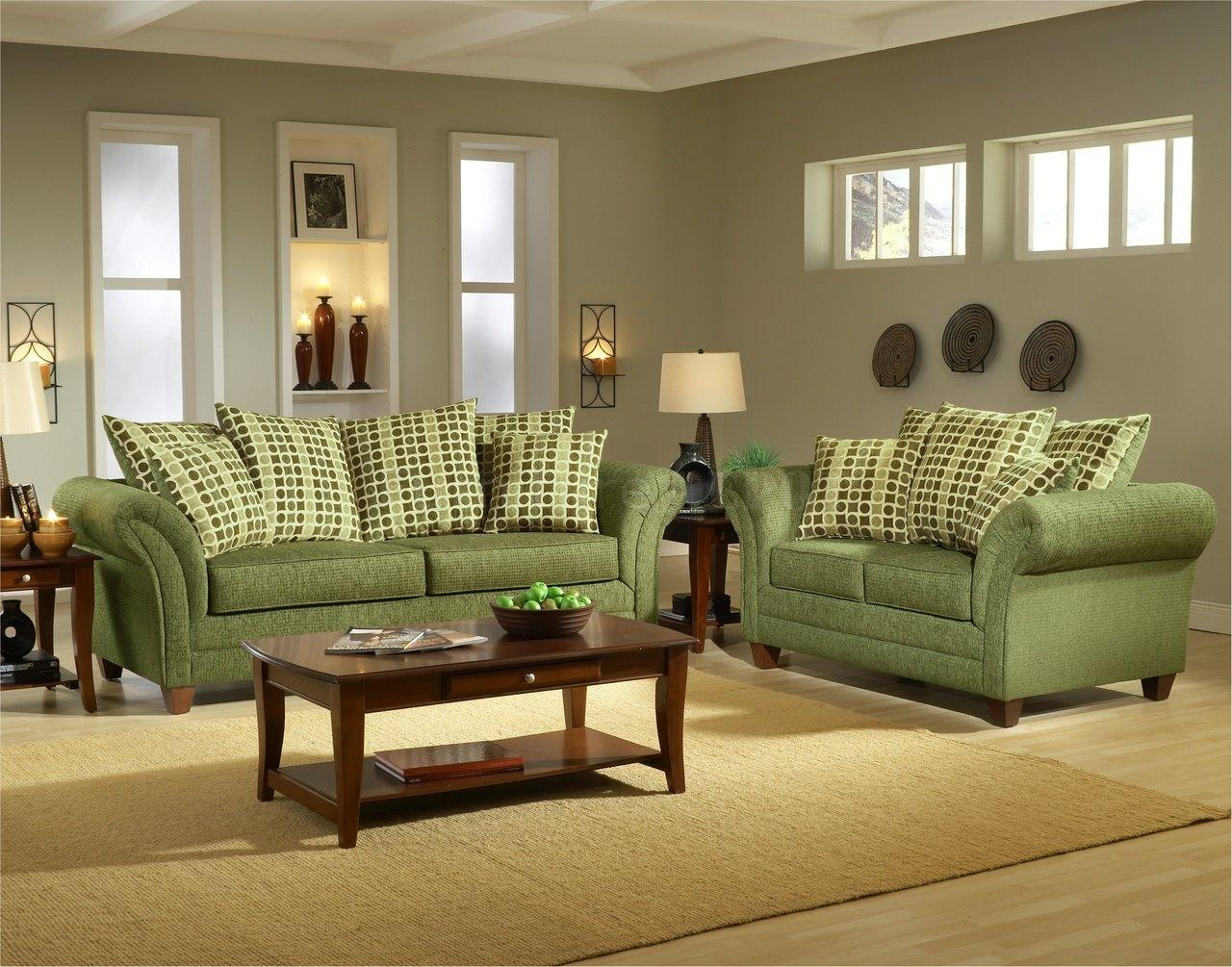 Green Sofas Friendly Touch | Home Conceptor With Regard To Green Sofas (View 4 of 20)