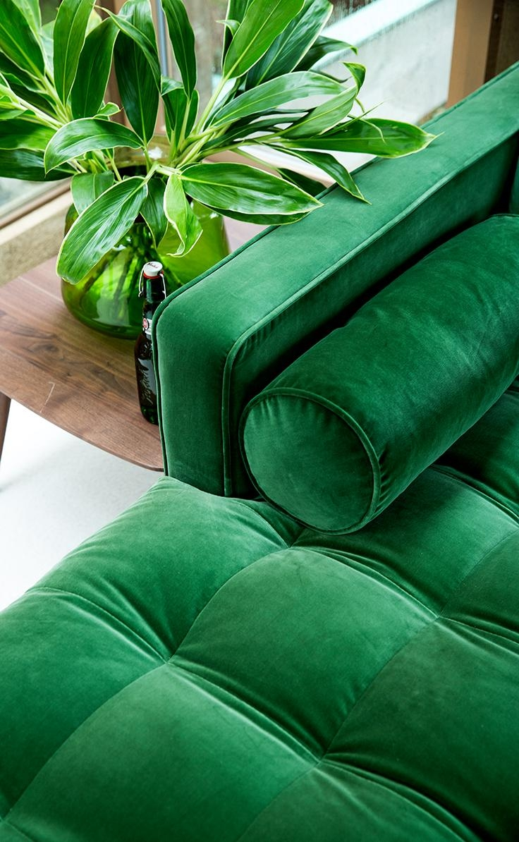 20 best ideas emerald green sofas sofa ideas for Show me the color green