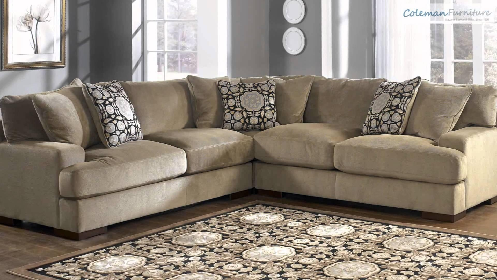 Grenada Mocha Living Room Collection From Signature Design Intended For Ashley Furniture Grenada Sectional (Image 10 of 15)