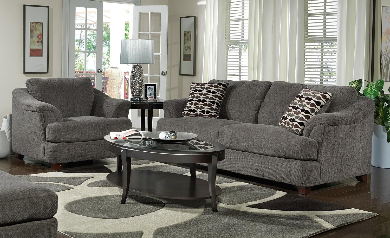 Grey Furniture Living Room Within Gray Sofas For Living Room (Image 16 of 20)
