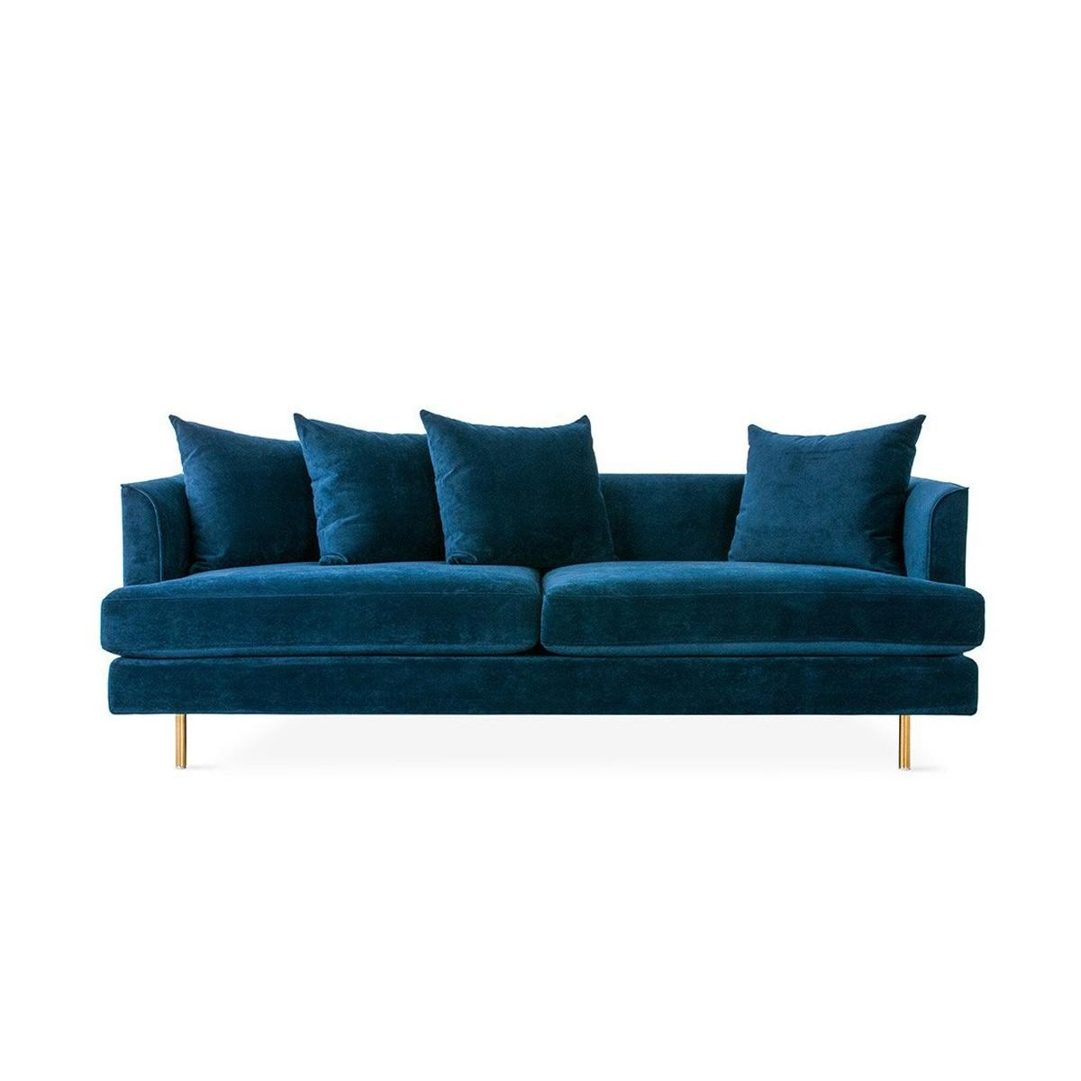 Gus Modern – Margot 3 Seater Sofa – Modern Sofas For Your Living Within Modern 3 Seater Sofas (Image 6 of 20)