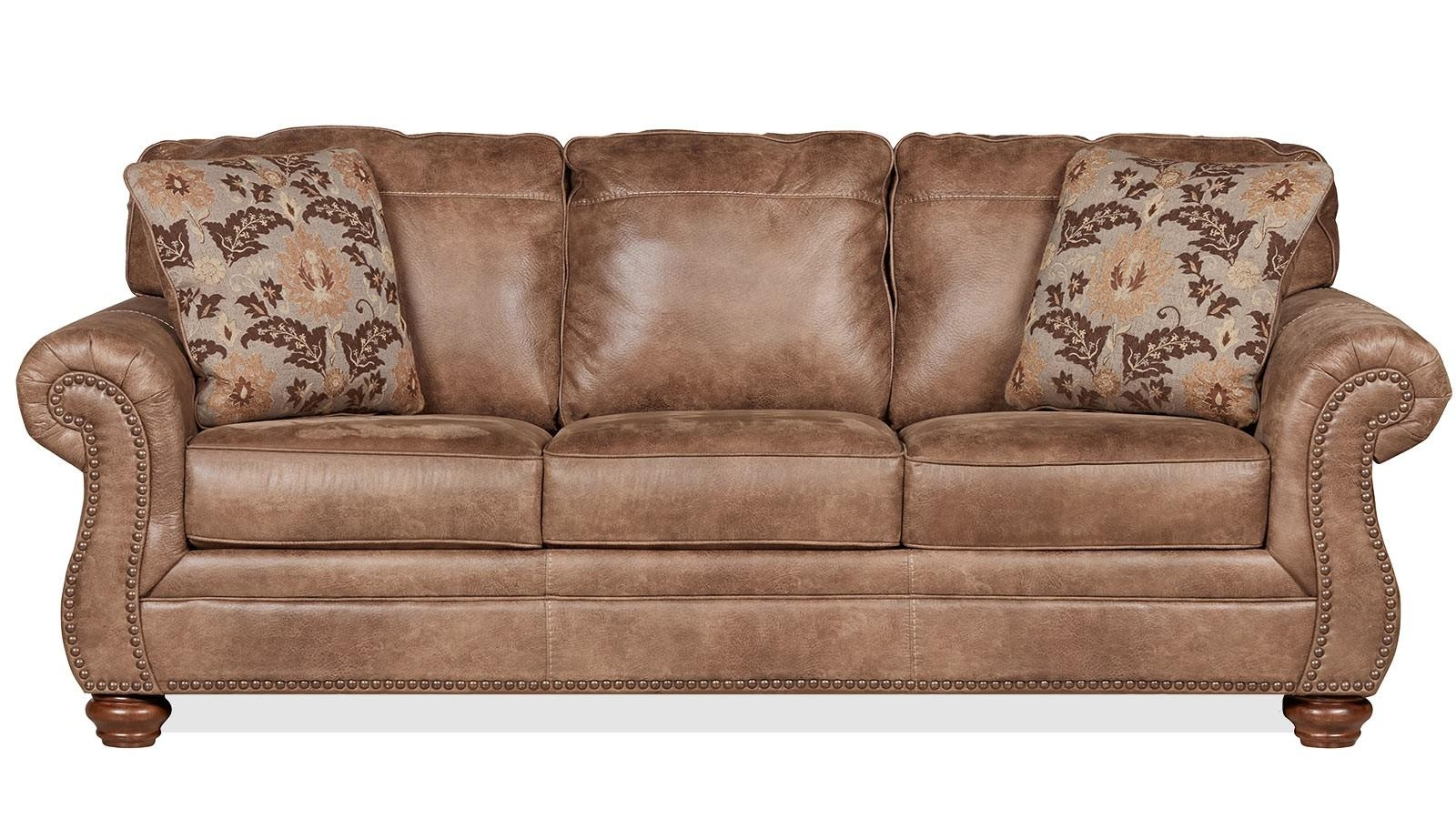 Hallettsville Earth Queen Sleeper Sofa | Gallery Regarding Sofas (Image 9 of 20)